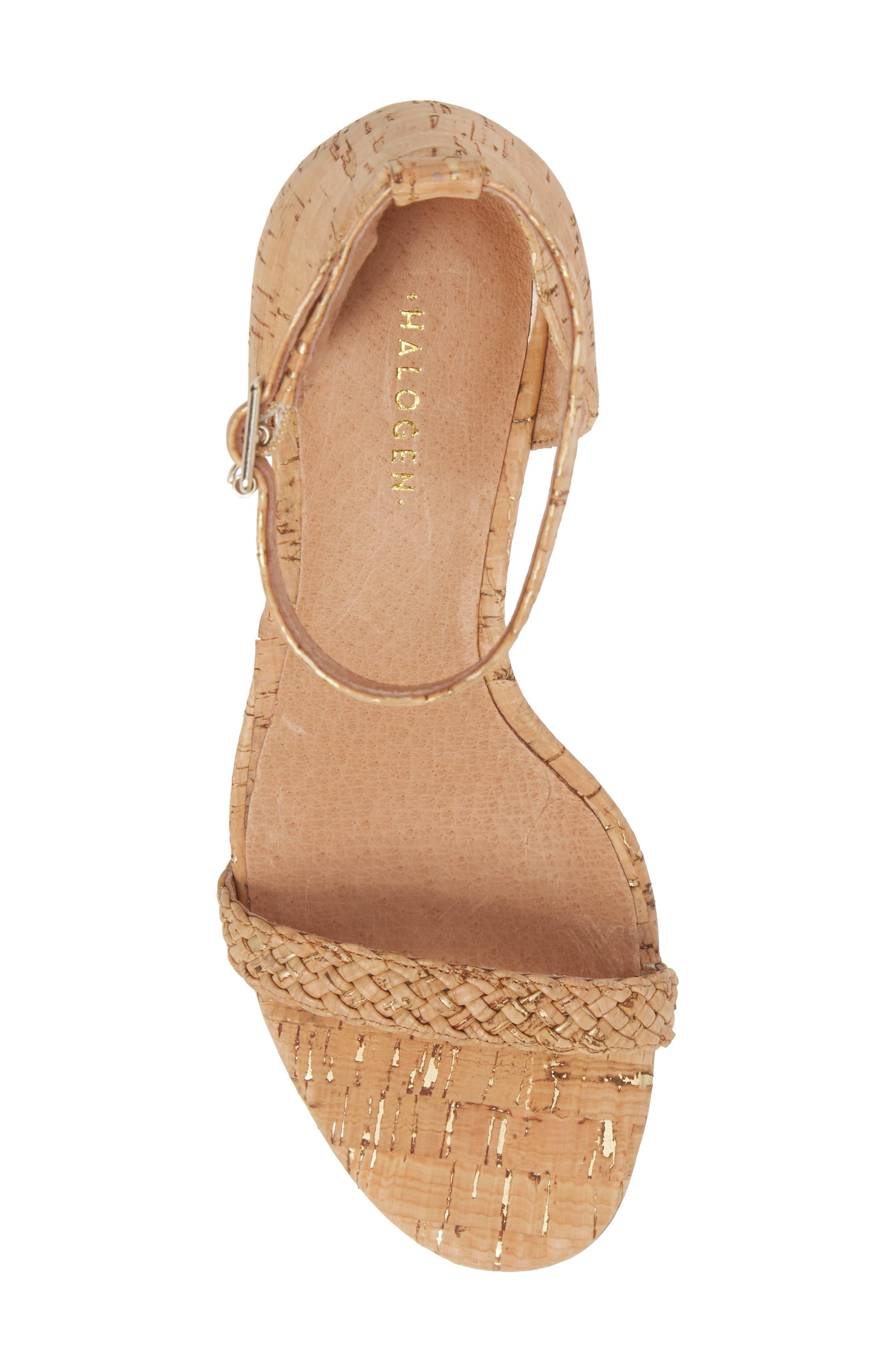 Audrey Ankle Strap Sandal,                             Alternate thumbnail 90, color,