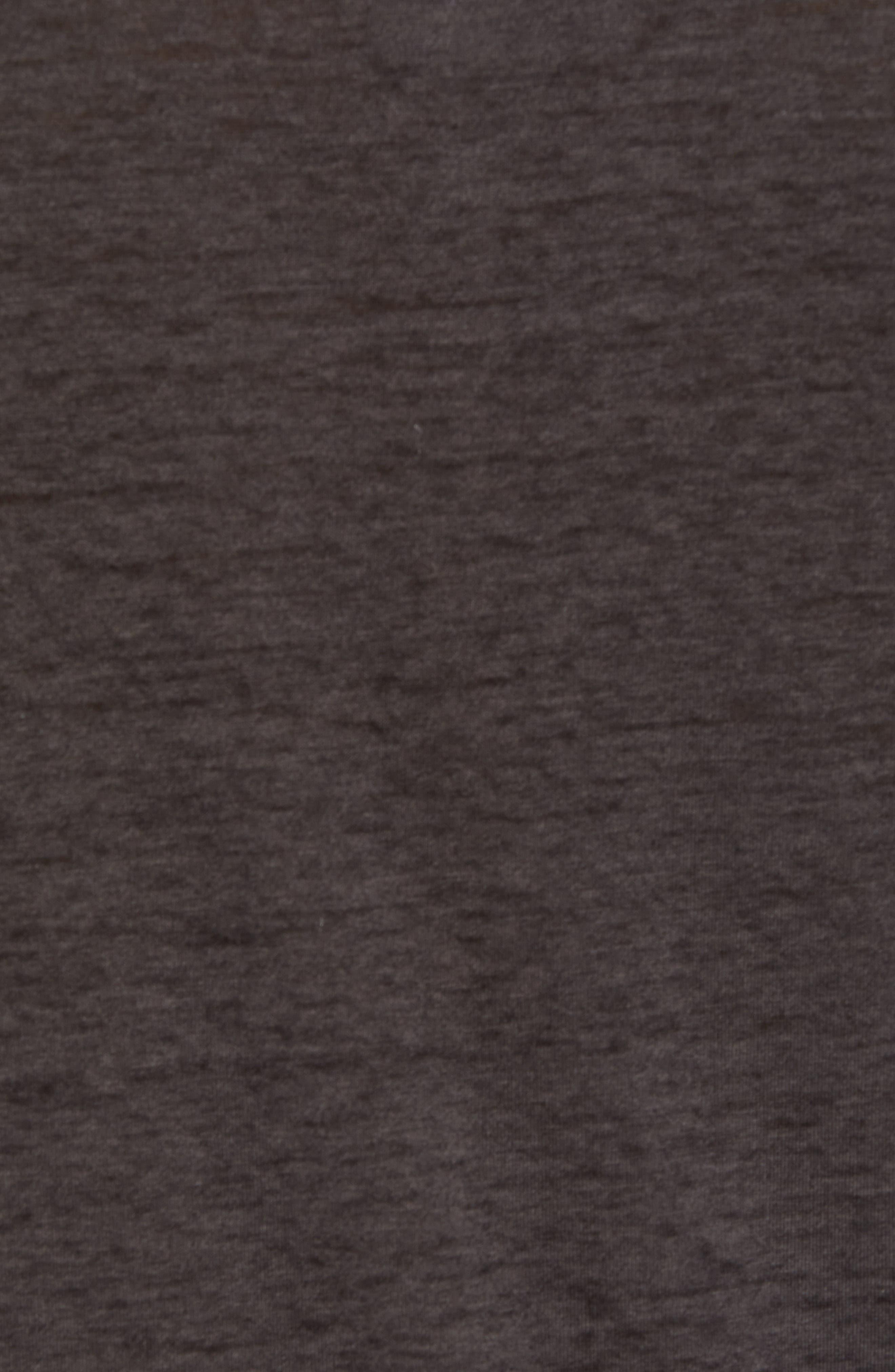 Burnout Henley T-Shirt,                             Alternate thumbnail 5, color,                             020