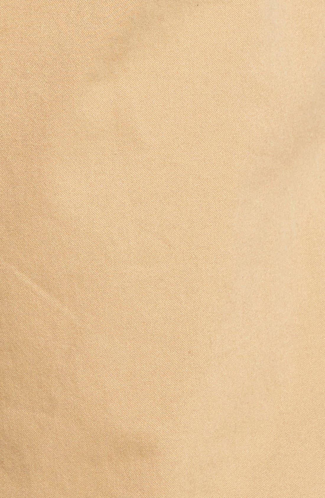 'Charisma' Classic Relaxed Fit Pants,                             Alternate thumbnail 4, color,                             BEIGE/ KHAKI