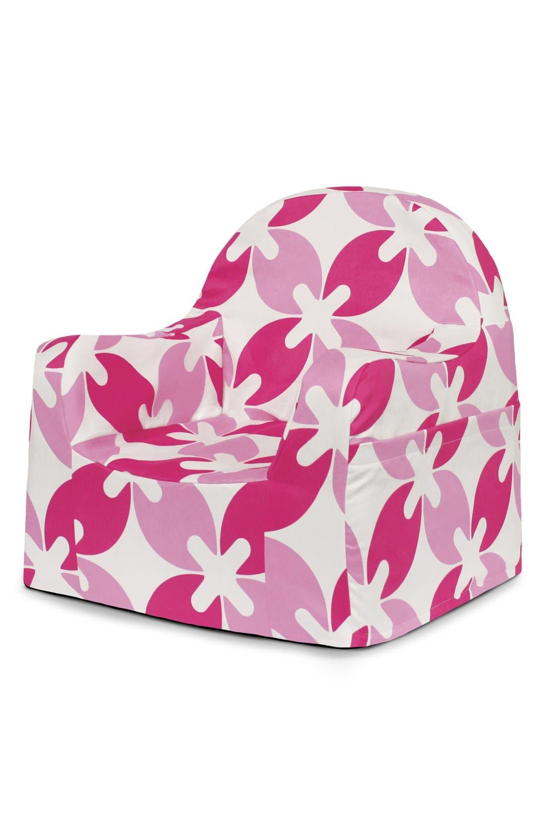 P'KOLINO,                             'Personalized Little Reader' Chair,                             Alternate thumbnail 3, color,                             650
