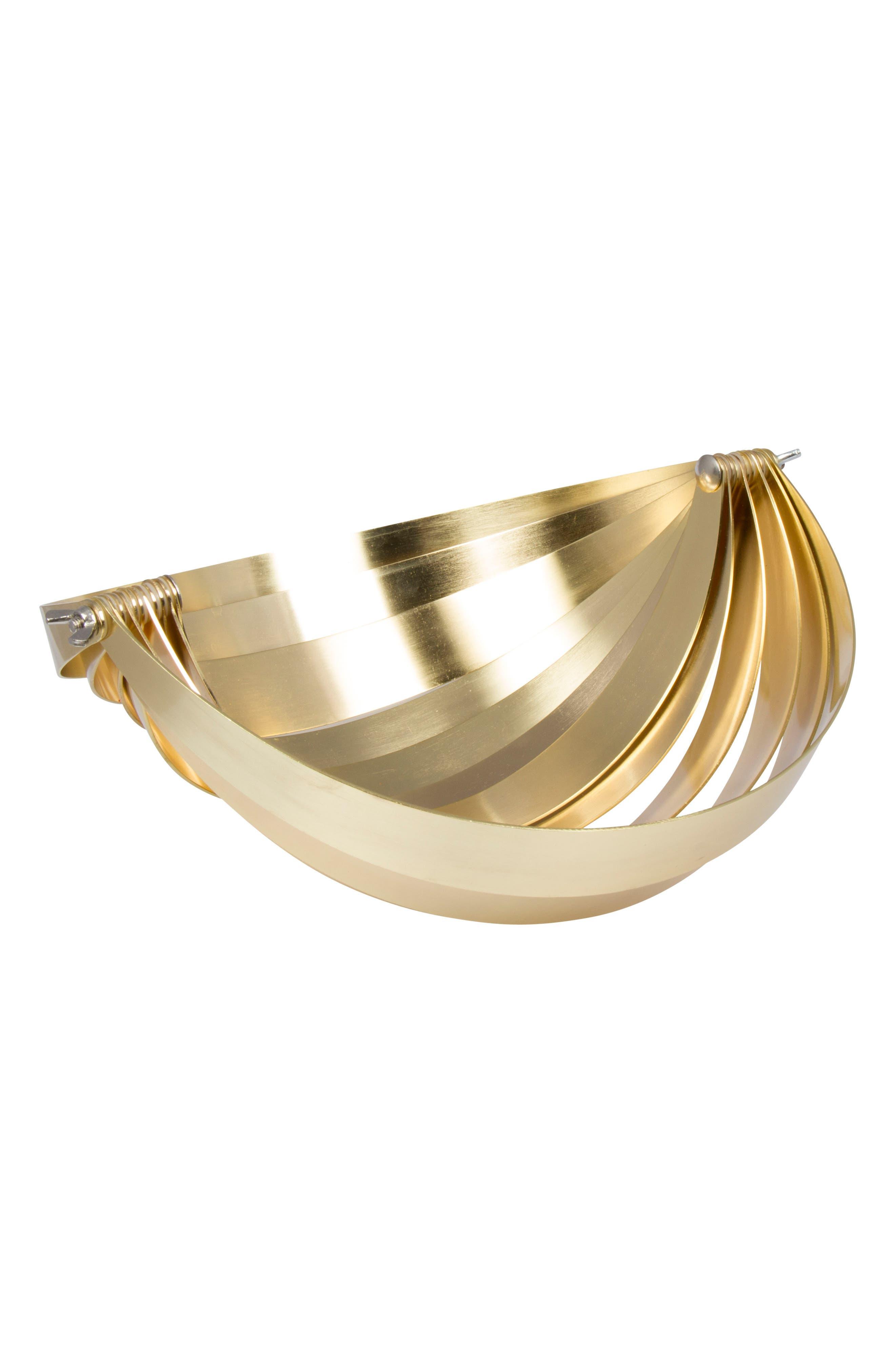 Foldabowl Decorative Bowl,                             Main thumbnail 1, color,                             710