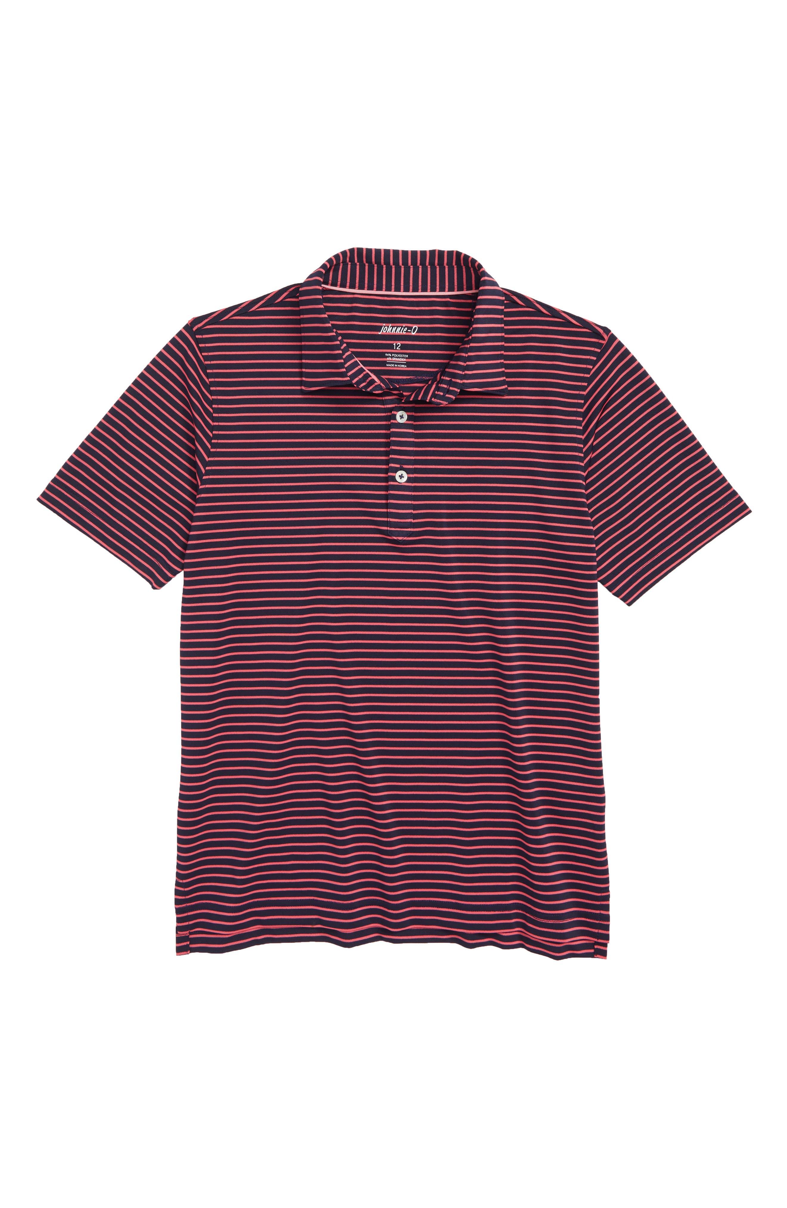Myers Stripe Polo,                         Main,                         color, 650