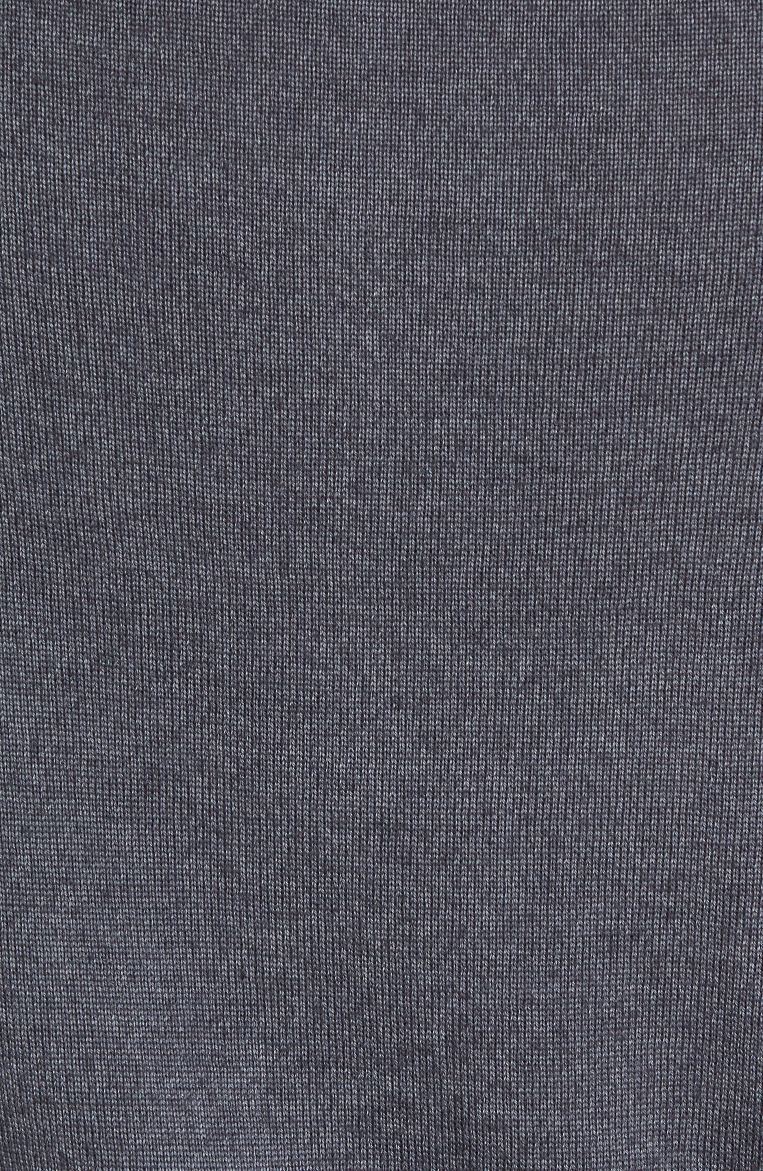 V-Neck Merino Wool Sweater,                             Alternate thumbnail 13, color,