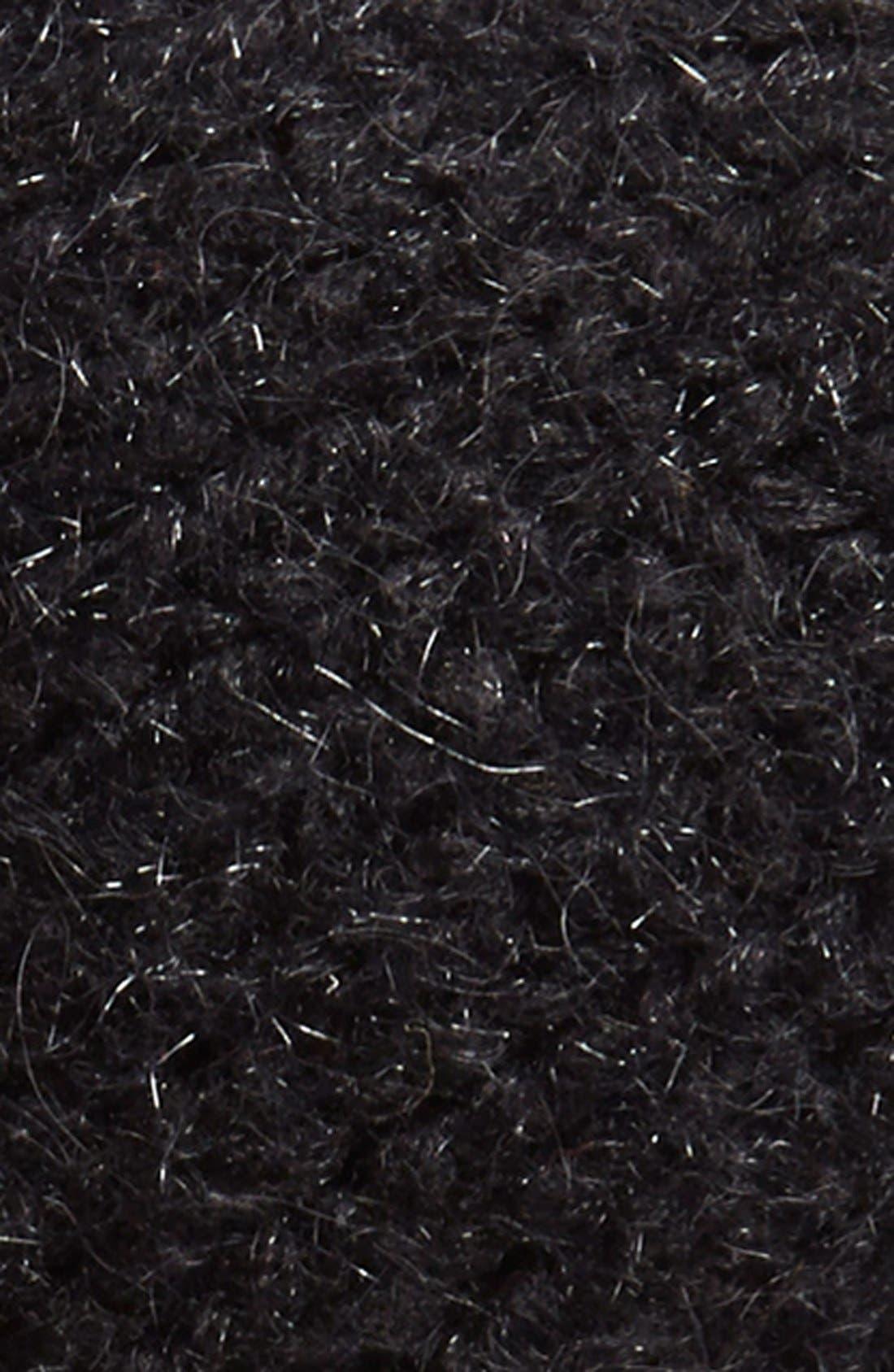 'Icicle' Faux Fur Trim Beanie,                             Alternate thumbnail 2, color,                             001