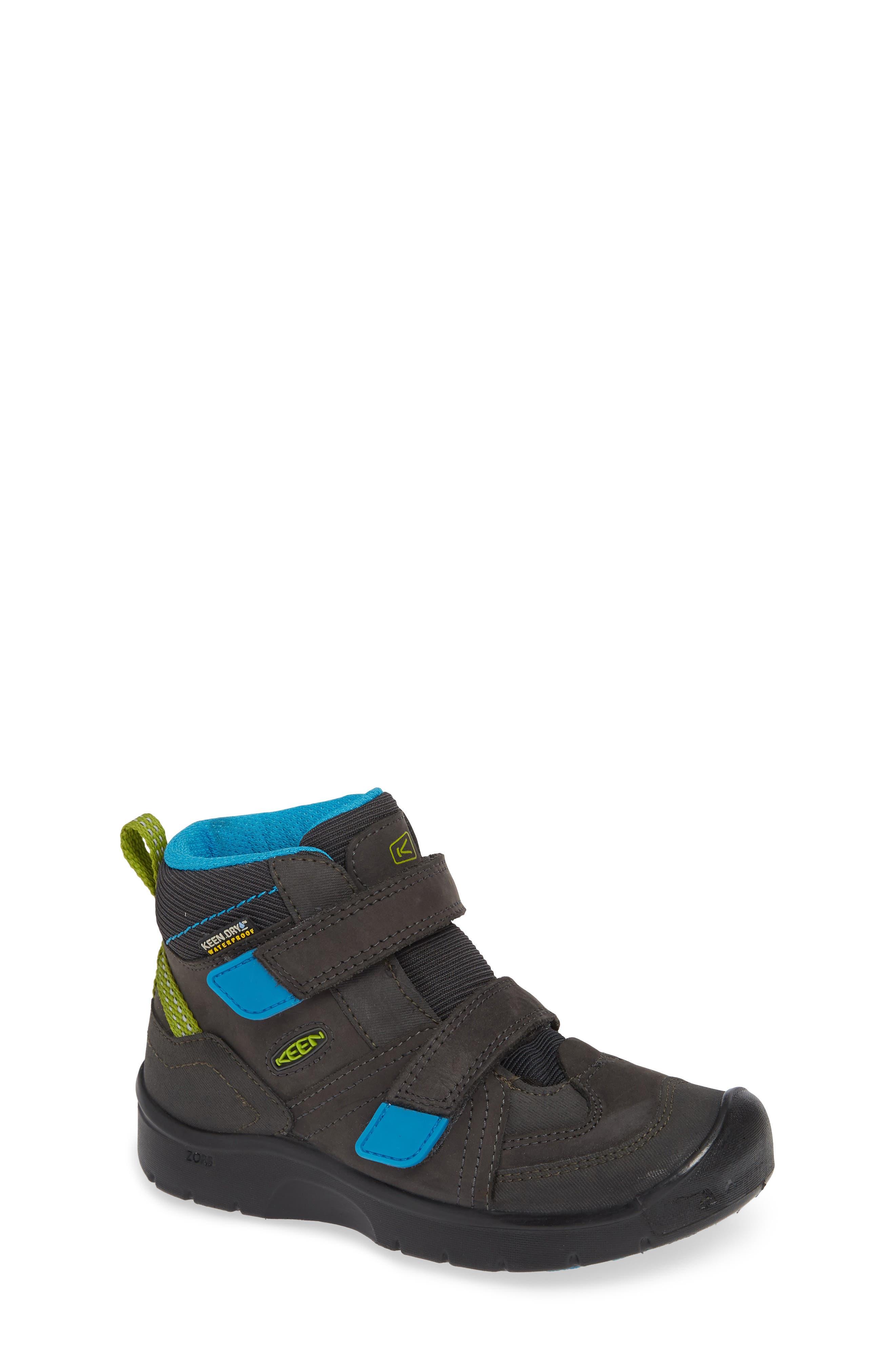 Hikeport Strap Waterproof Mid Boot,                             Main thumbnail 1, color,