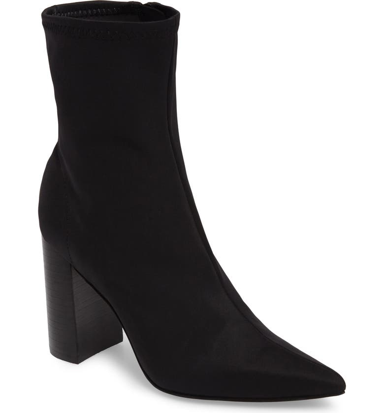 Siren Bootie,                         Main,                         color, BLACK NEOPRENE COMBO