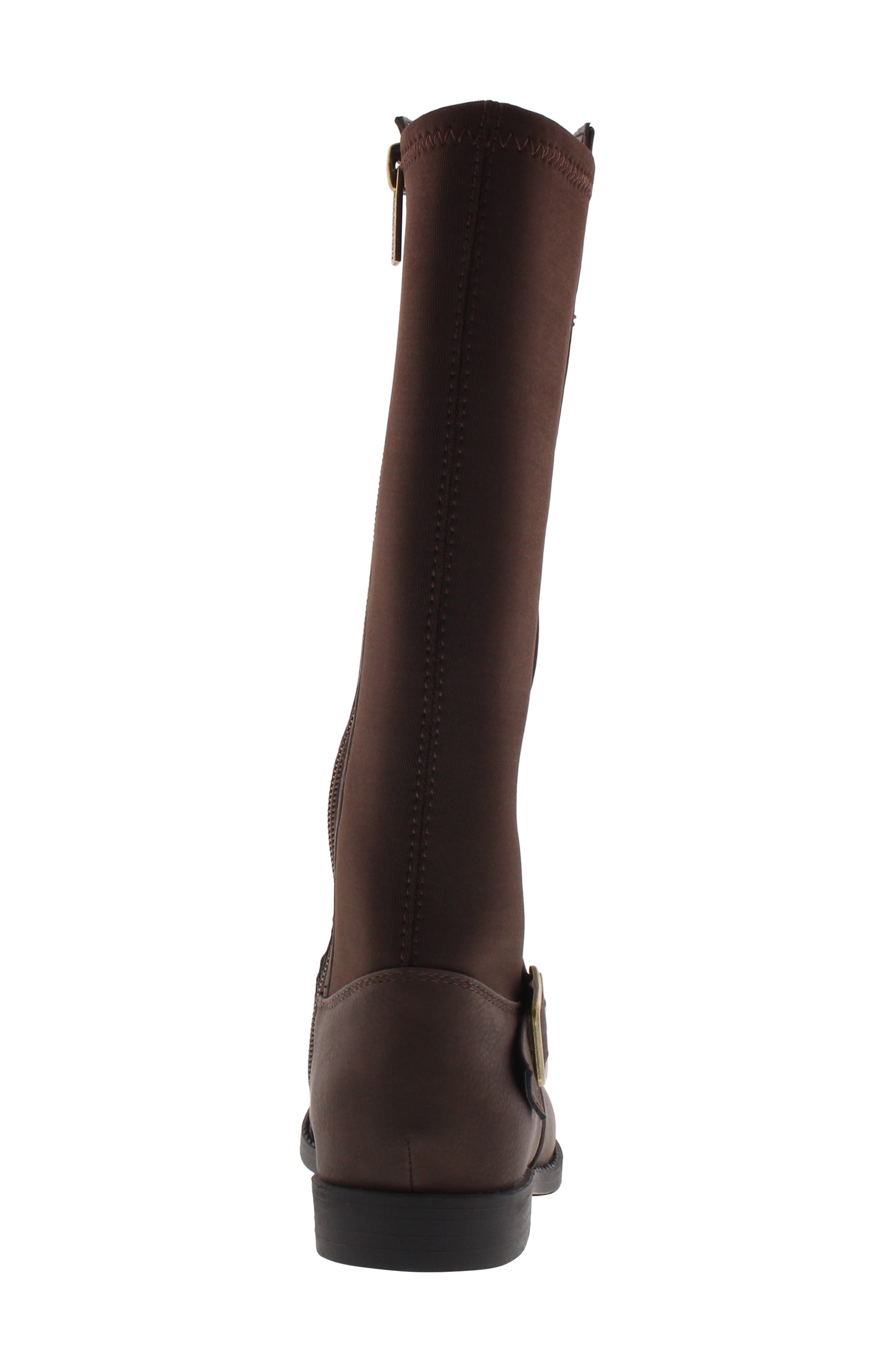 Kennedy Queen Boot,                             Alternate thumbnail 7, color,                             BROWN
