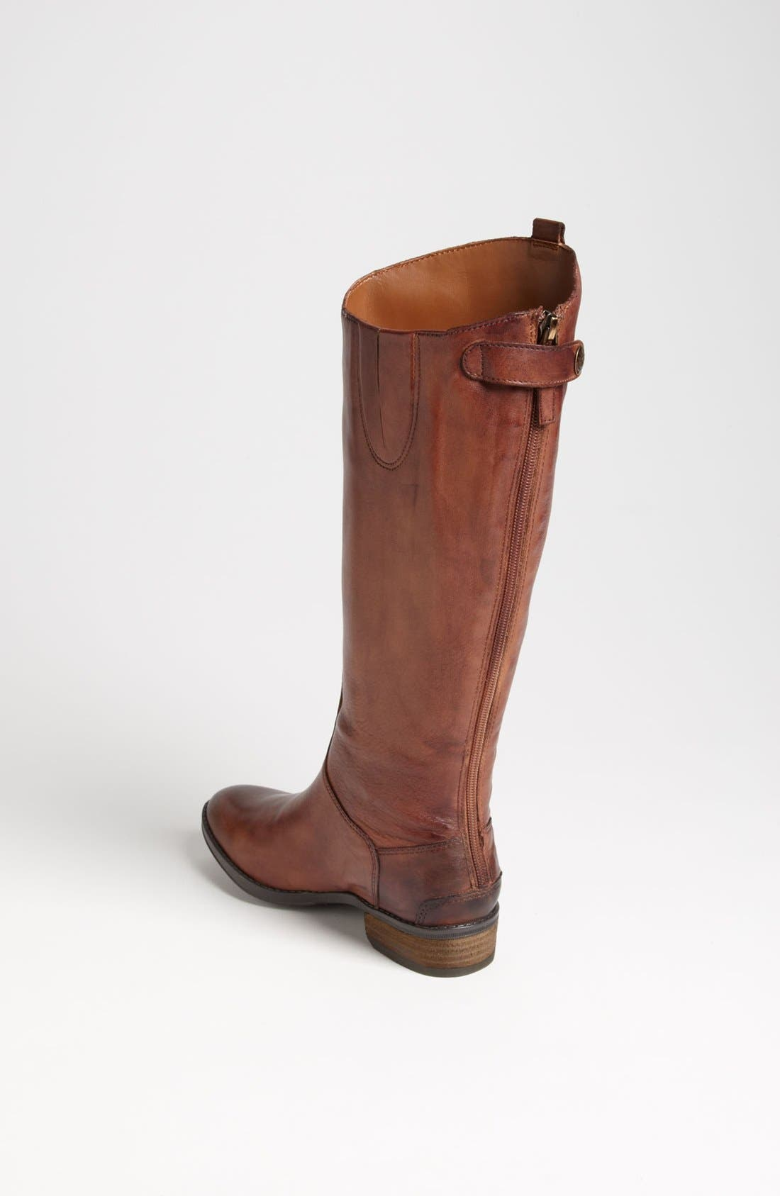'Penny' Boot,                             Alternate thumbnail 11, color,                             WHISKEY WIDE CALF