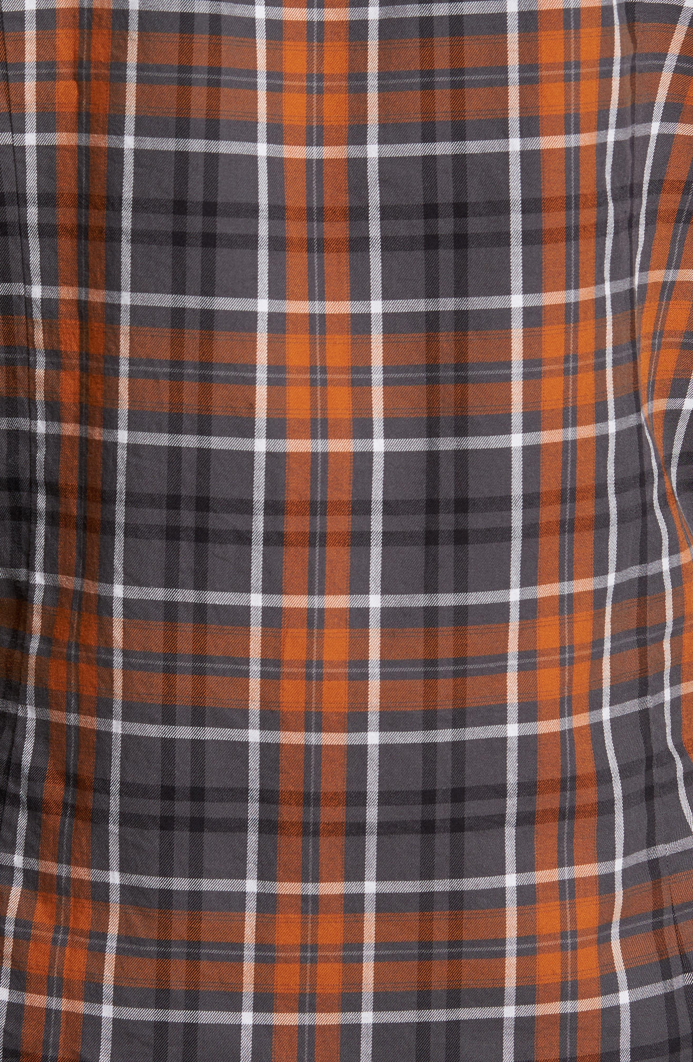 Check Sport Shirt,                             Alternate thumbnail 5, color,                             212