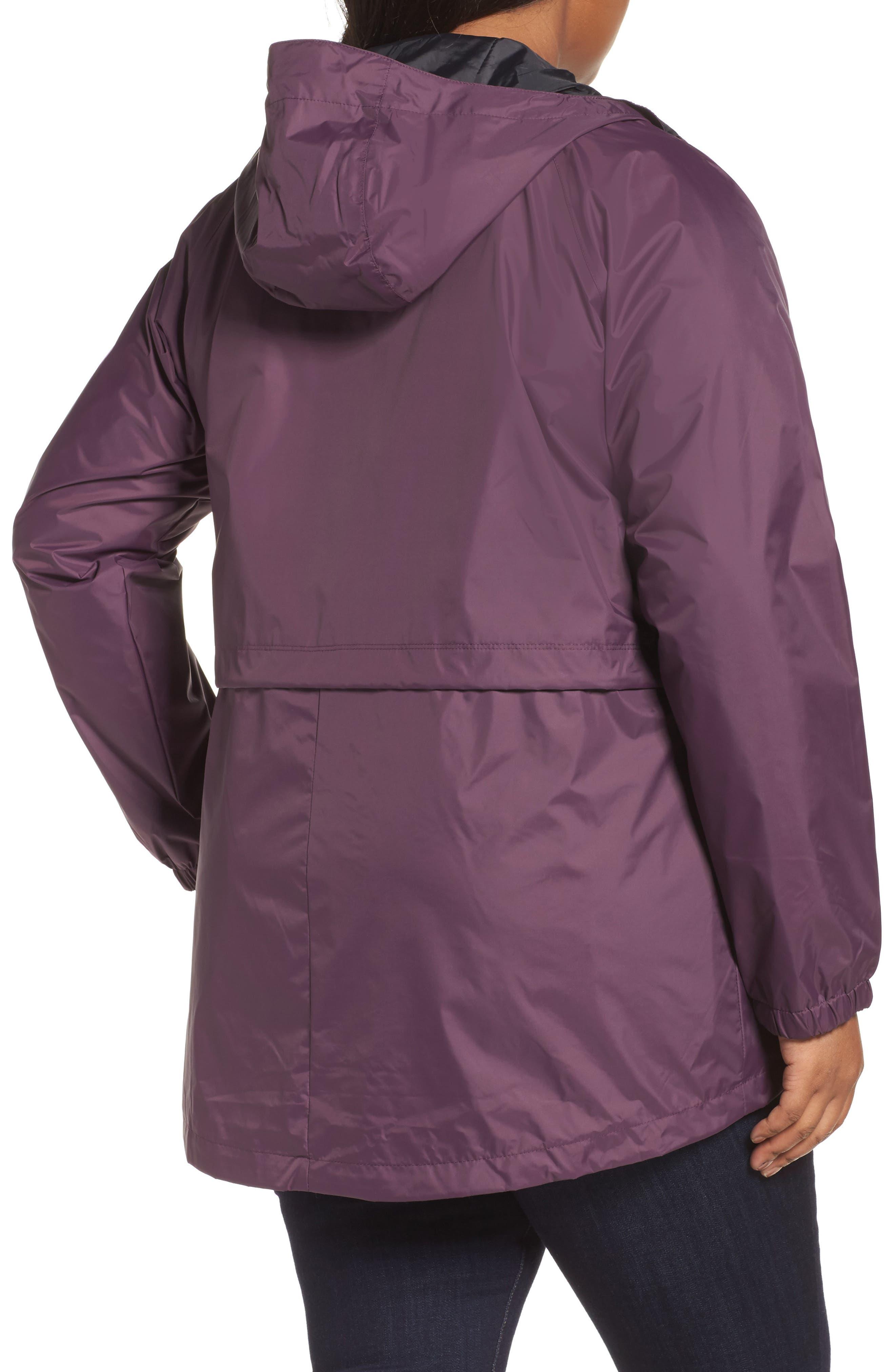 'Arcadia' Hooded Waterproof Casual Jacket,                             Alternate thumbnail 12, color,