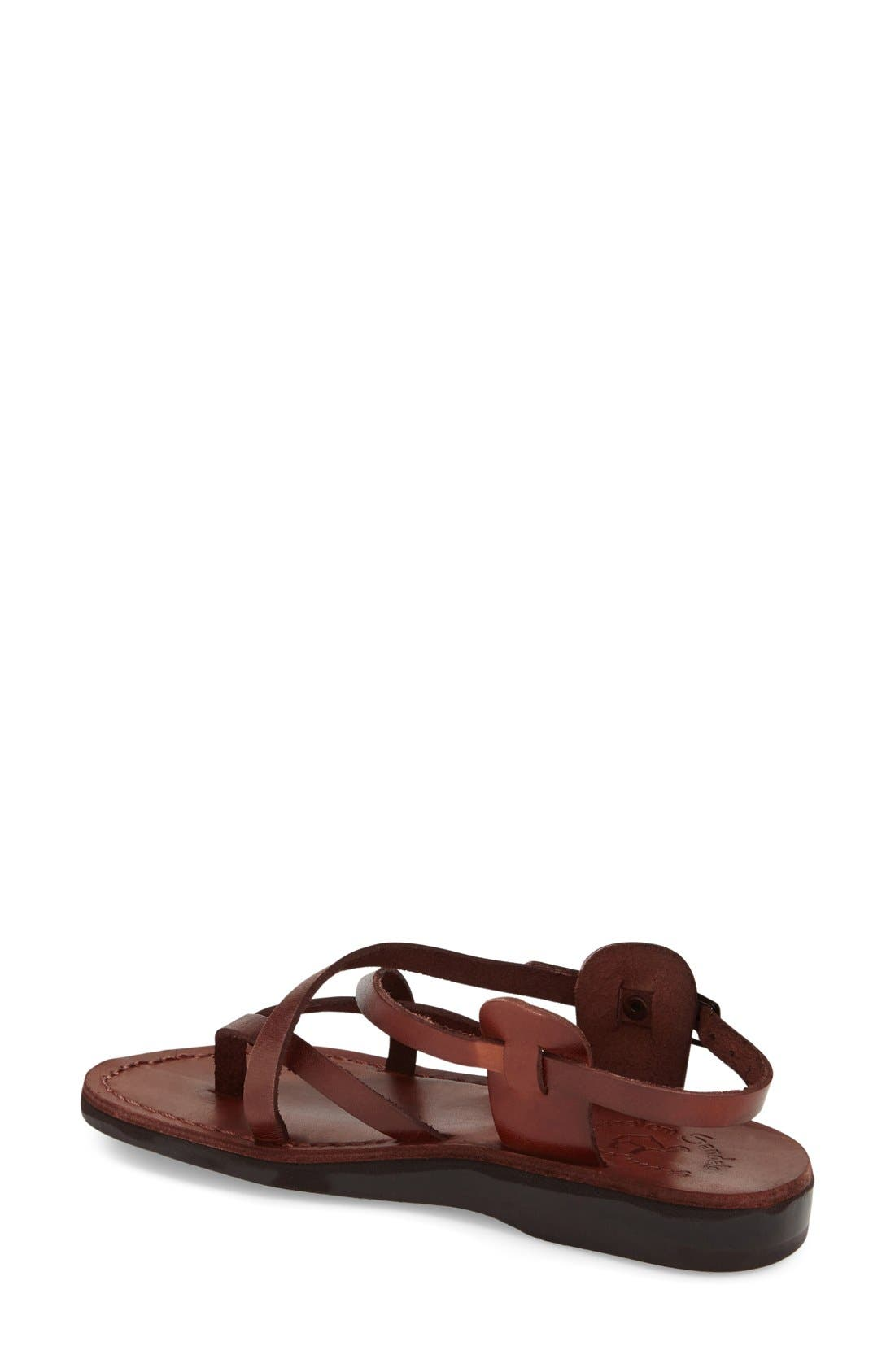 'Tamar' Strappy Sandal,                             Alternate thumbnail 8, color,