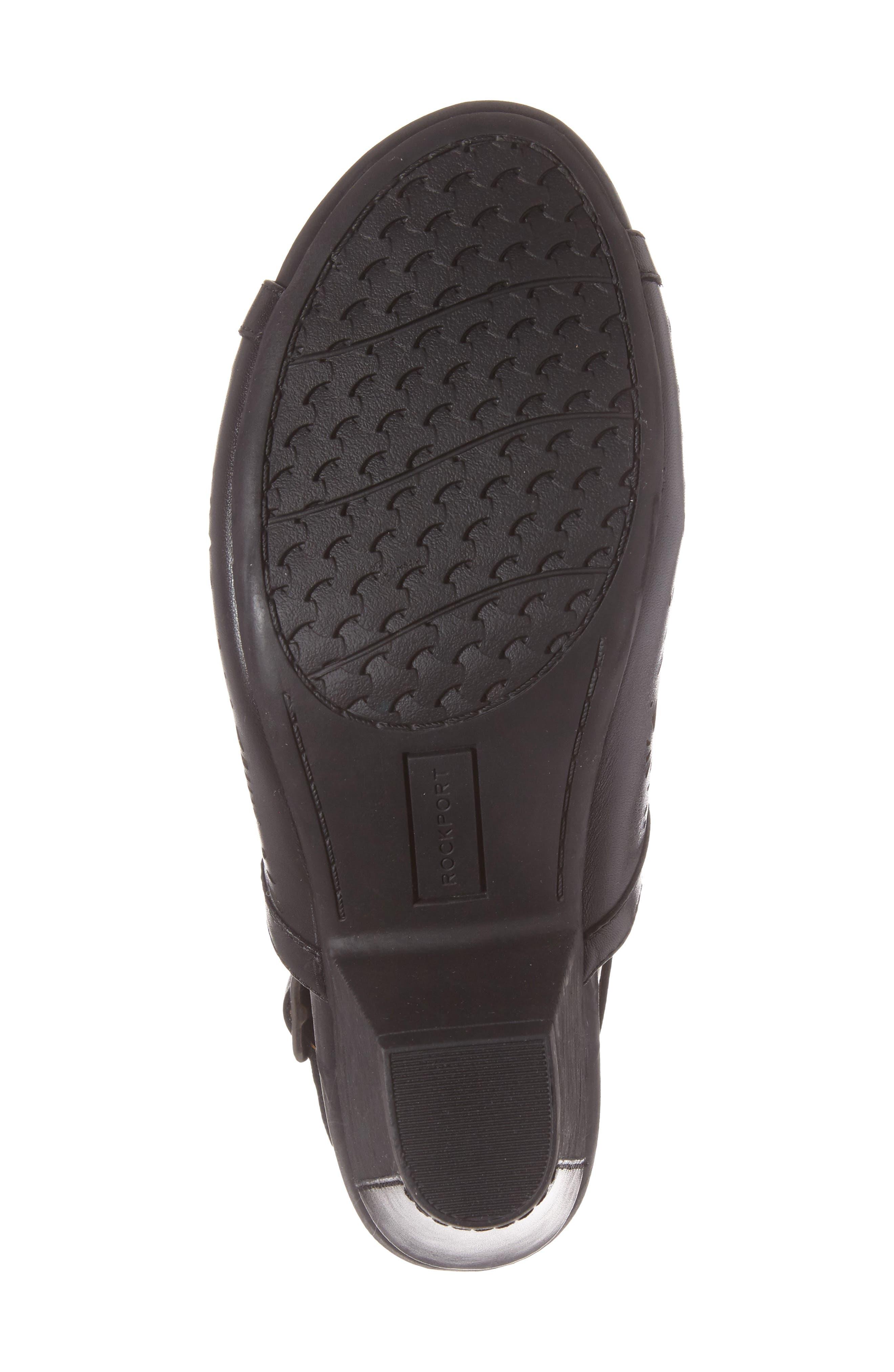 Tropez Block Heel Sandal,                             Alternate thumbnail 21, color,