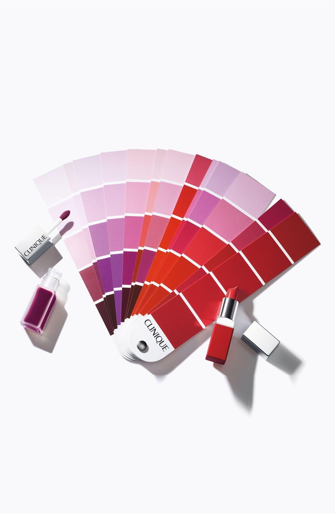 Pop Liquid Matte Lip Color + Primer,                             Alternate thumbnail 5, color,                             PETAL POP