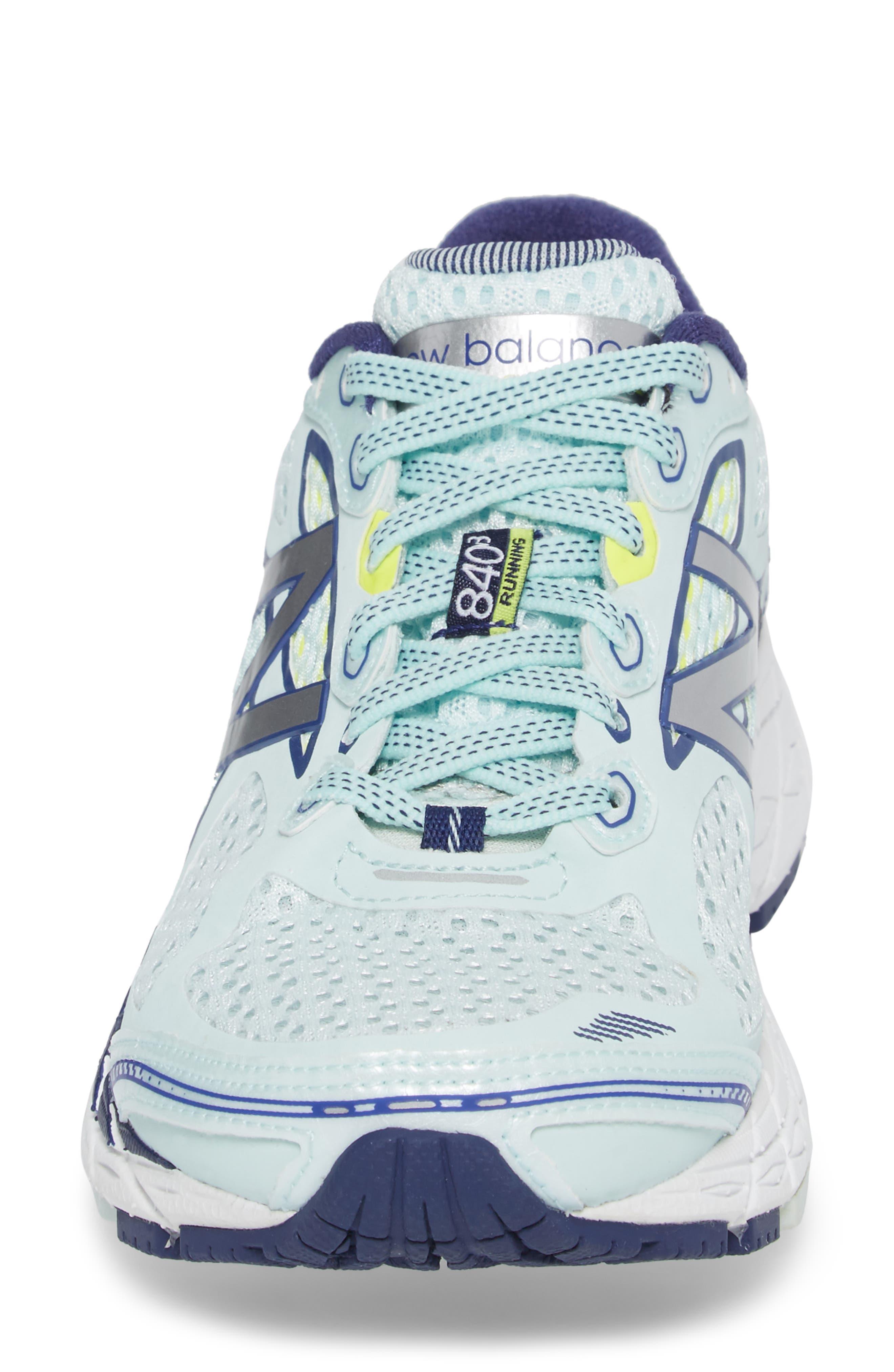 '840v3' Running Shoe,                             Alternate thumbnail 4, color,                             DROPLET