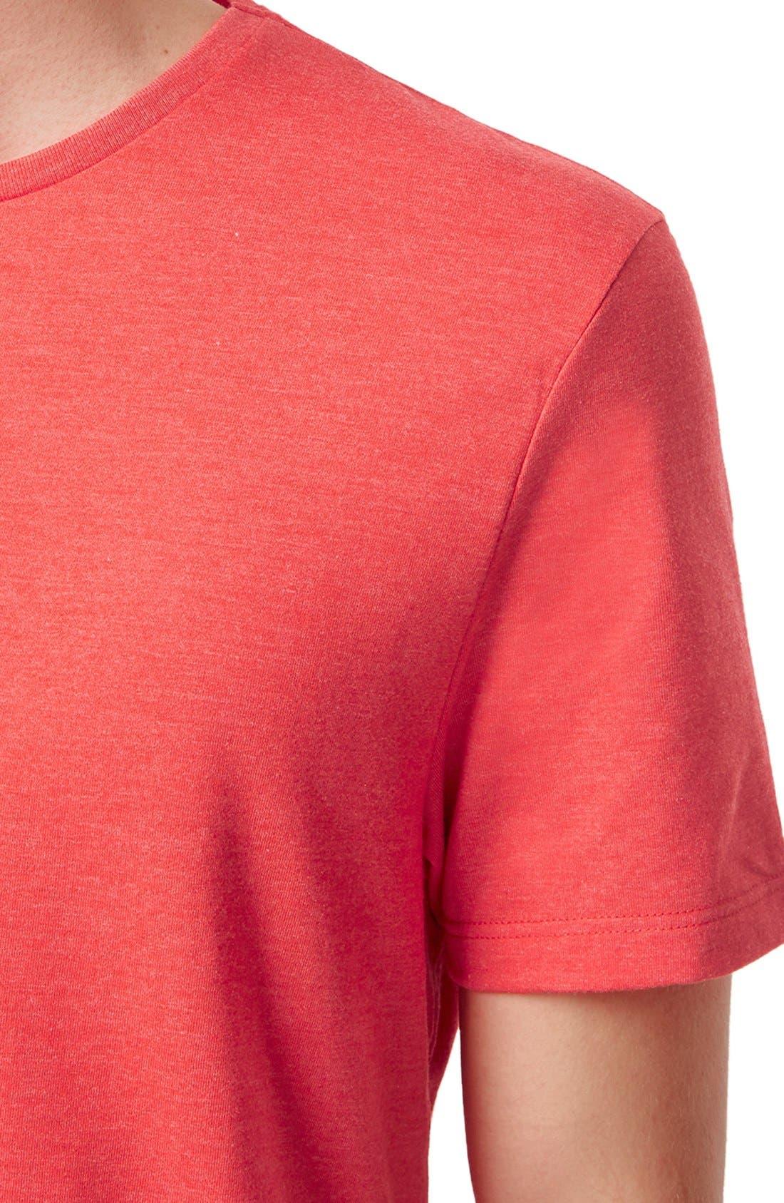Slim Fit Crewneck T-Shirt,                             Alternate thumbnail 272, color,