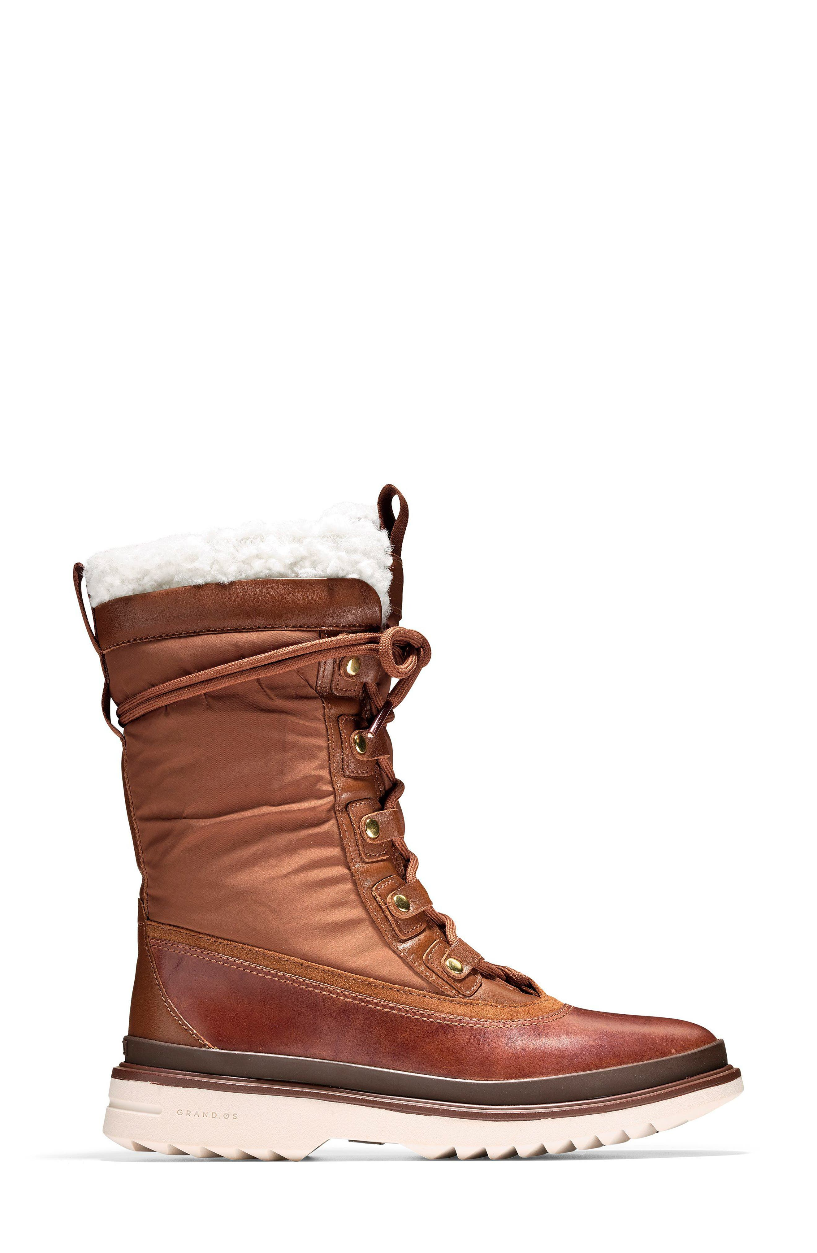 Millbridge Waterproof Boot,                             Alternate thumbnail 8, color,