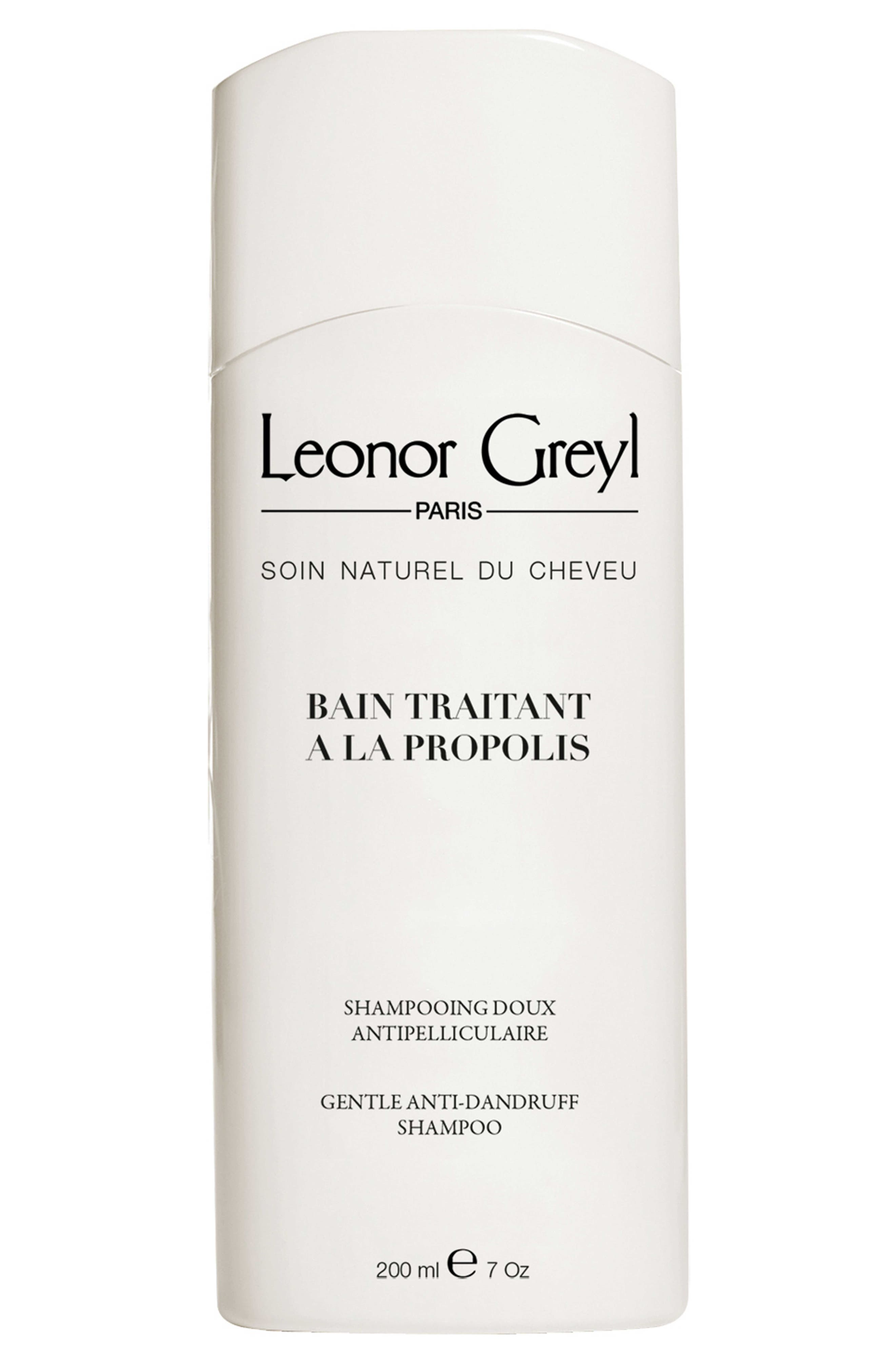 LEONOR GREYL Bain Traitant A La Propolis (Gentle Anti-Dandruff Shampoo), 7.0 Oz./ 200 Ml