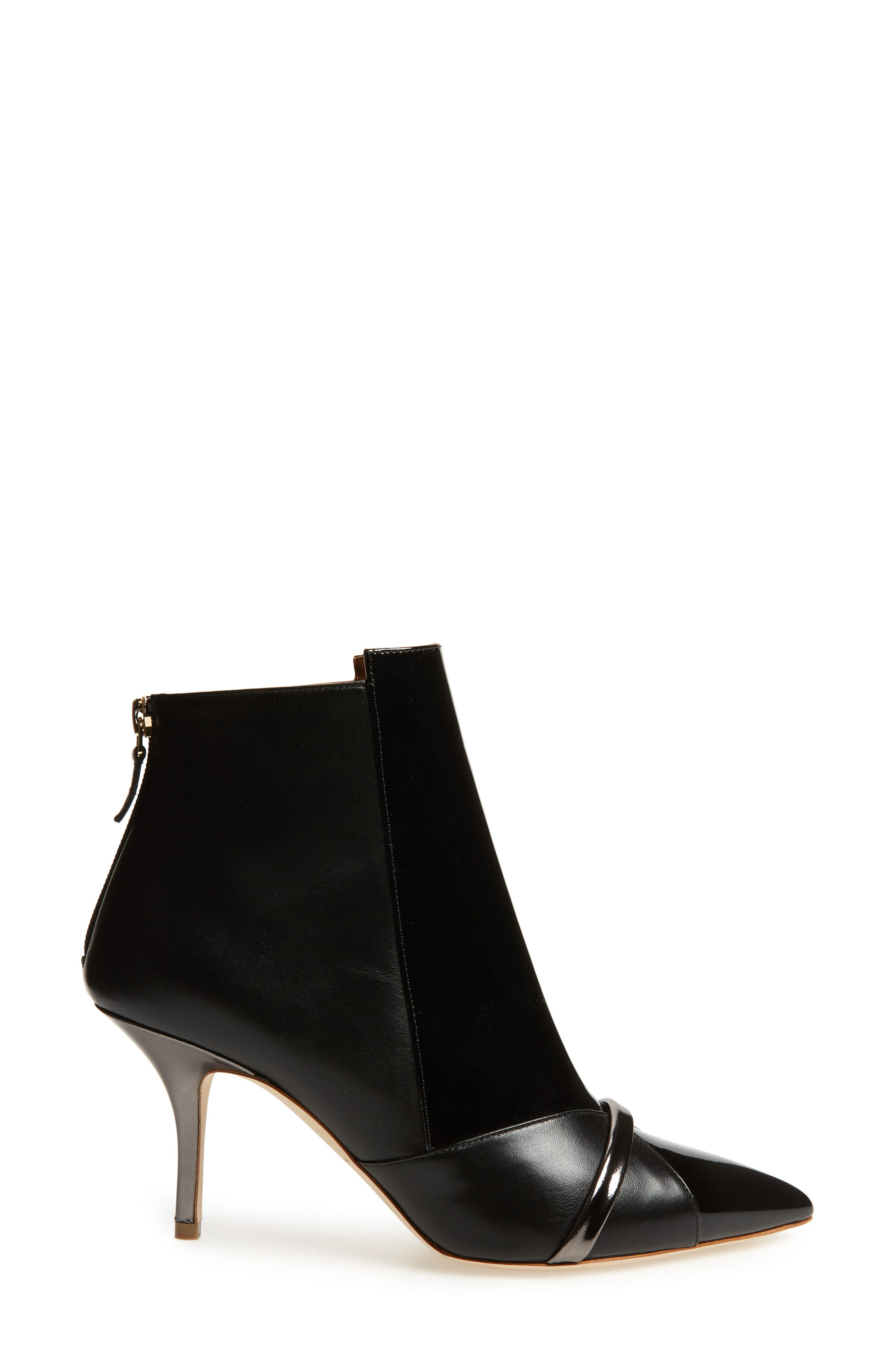 Romee Bootie,                             Alternate thumbnail 3, color,                             BLACK/ ANTHRACITE