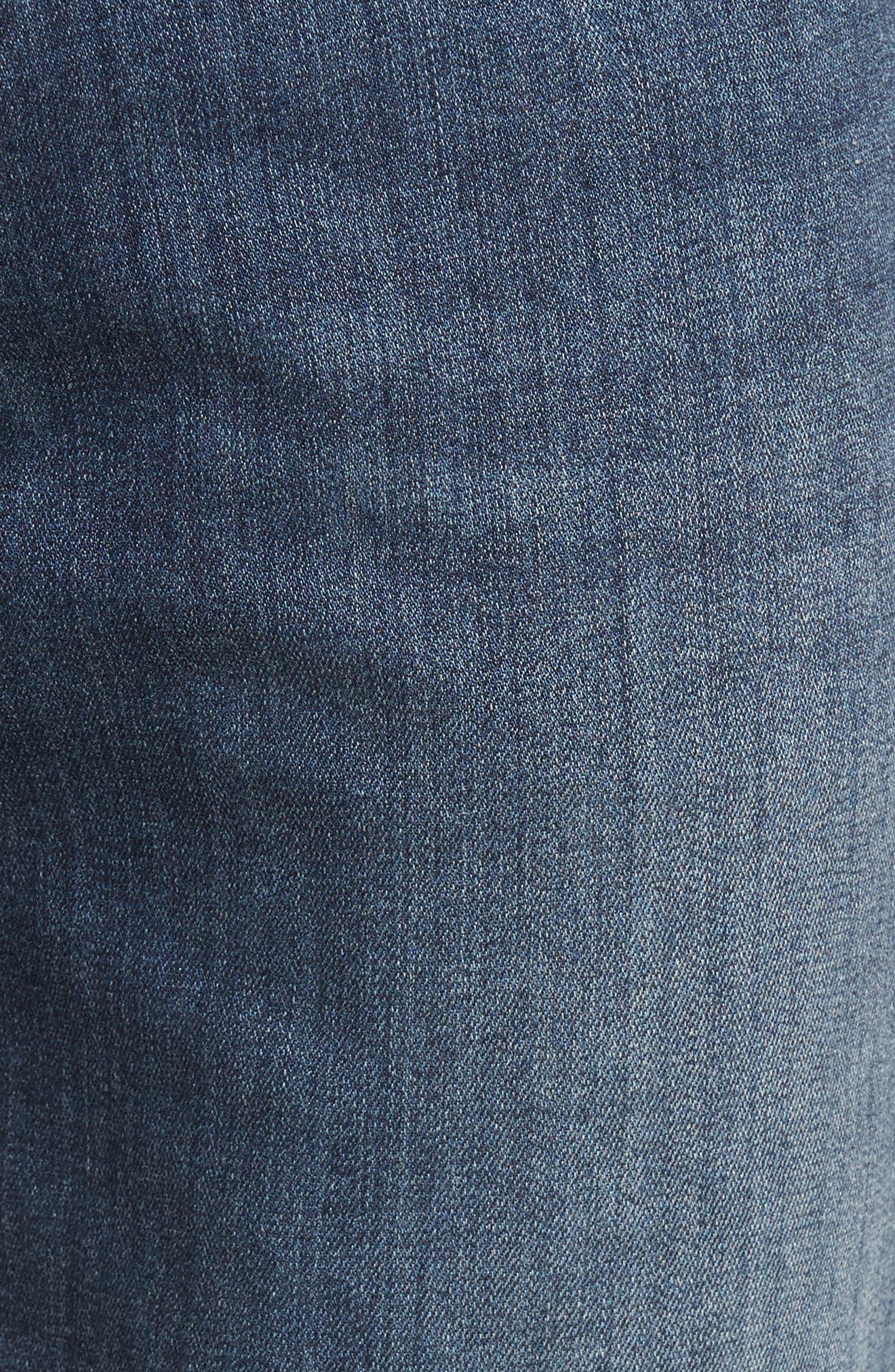 Transcend - Lennox Slim Fit Jeans,                             Alternate thumbnail 5, color,