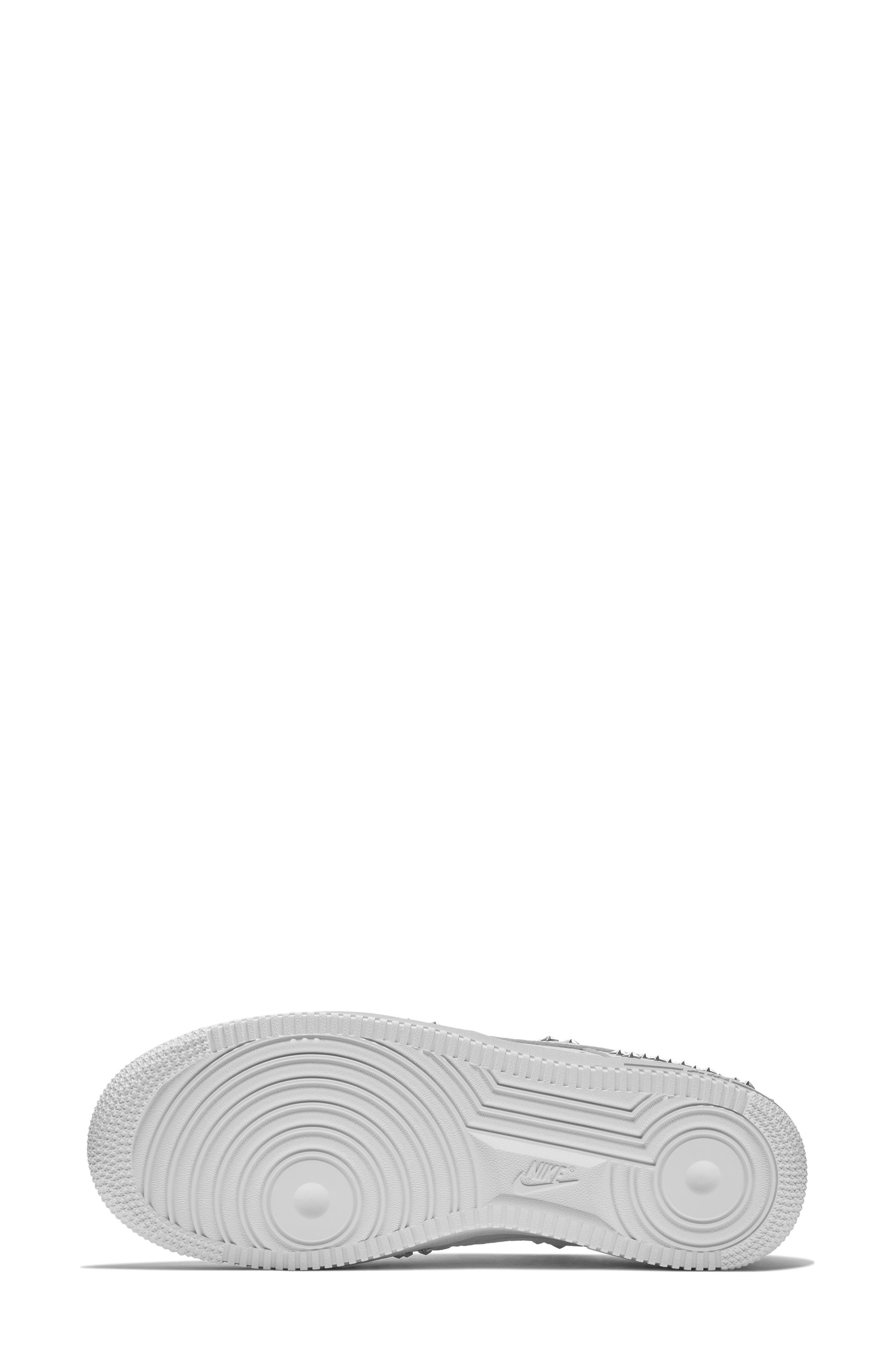 Air Force 1 '07 XX Sneaker,                             Alternate thumbnail 4, color,                             WHITE/ WHITE/ WHITE