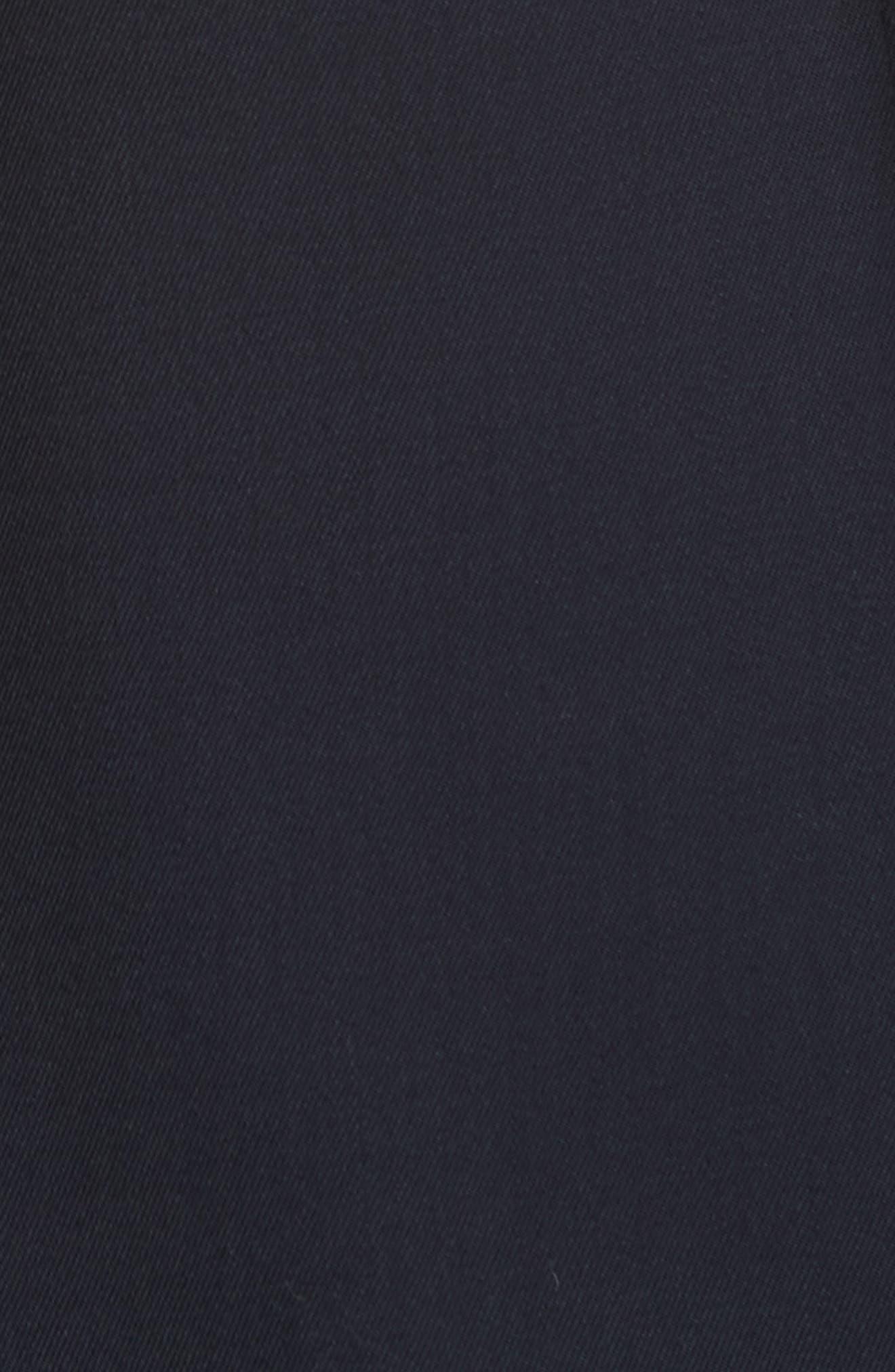 Ruffle Trim Jacket,                             Alternate thumbnail 11, color,