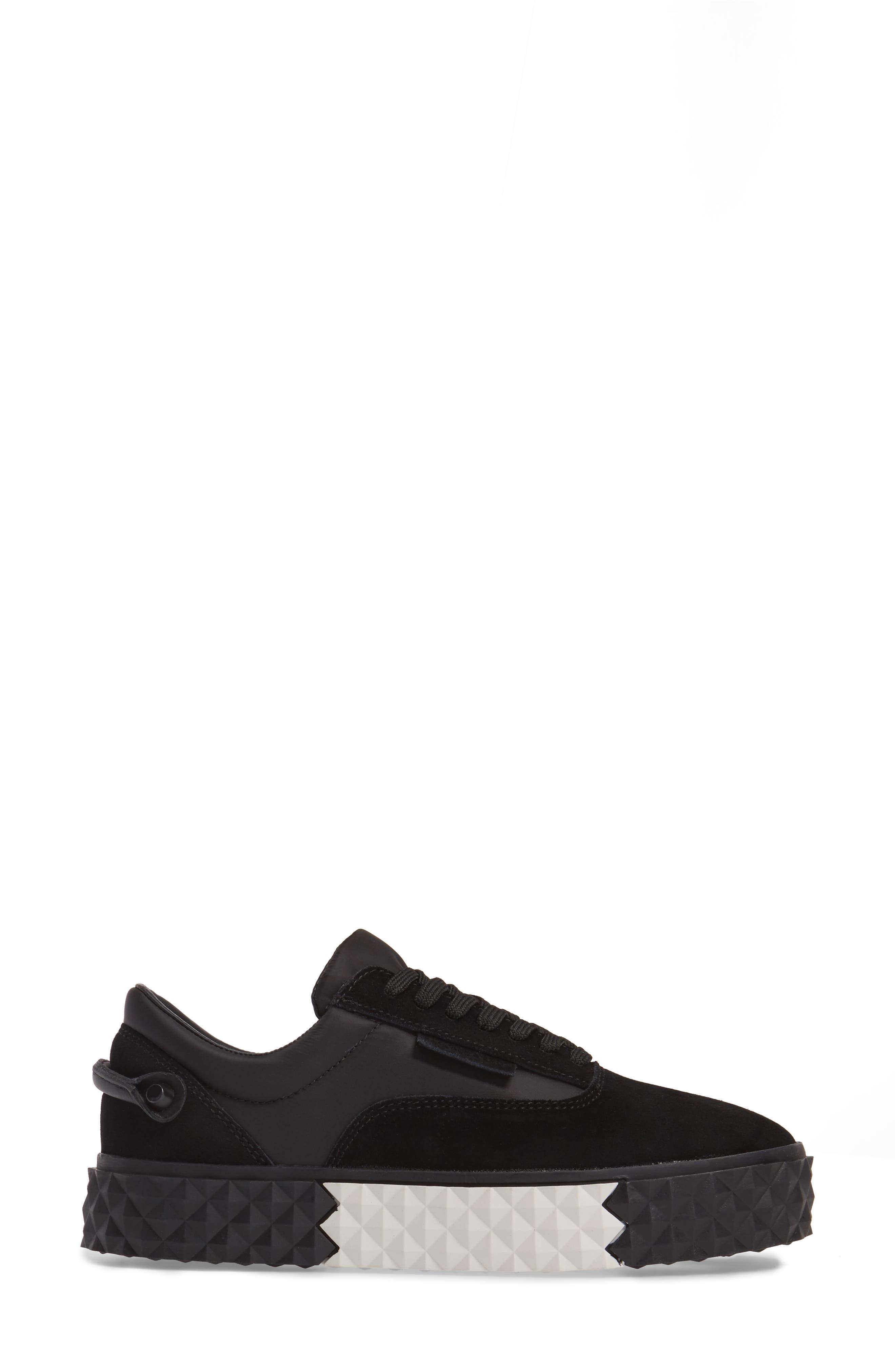 Reign Platform Sneaker,                             Alternate thumbnail 3, color,                             005