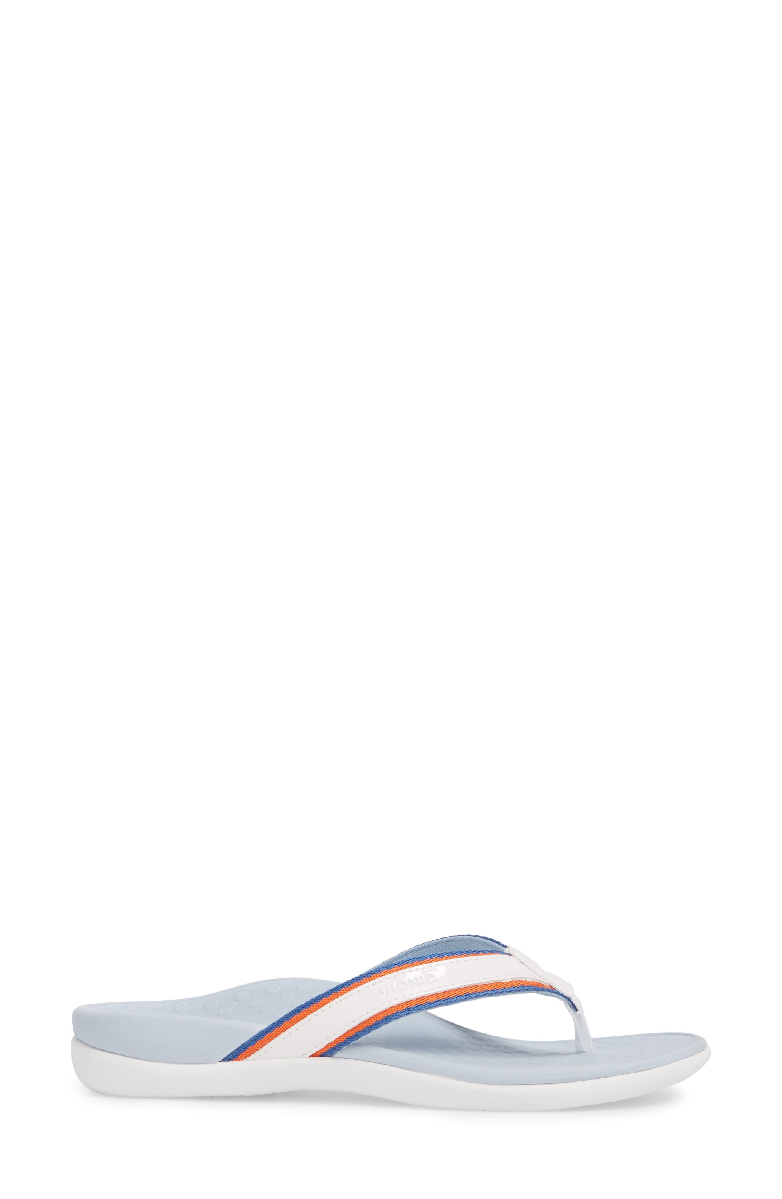 Tide Sport Flip Flop,                             Alternate thumbnail 3, color,                             402