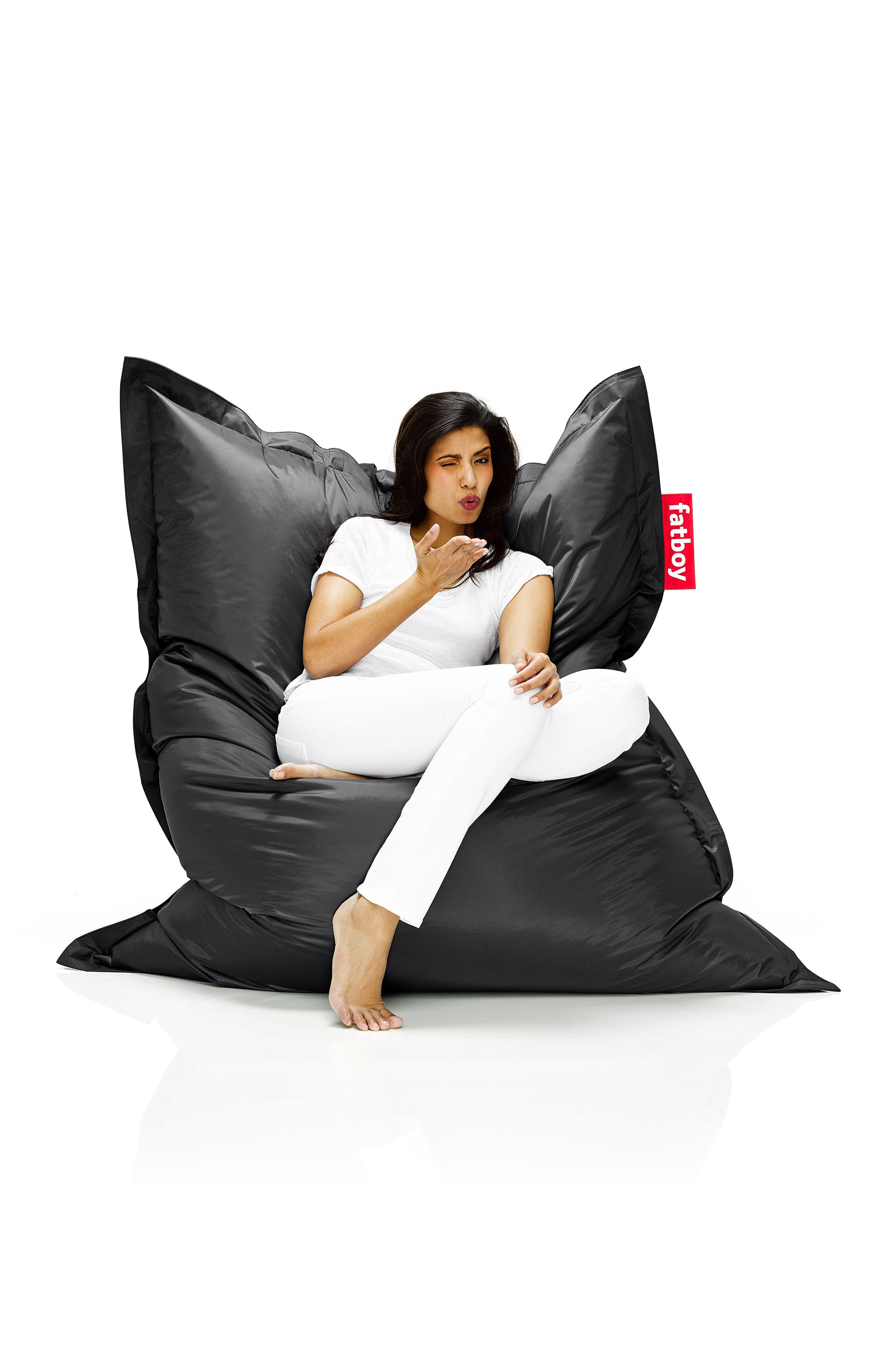 Original Beanbag Chair,                             Alternate thumbnail 2, color,                             002