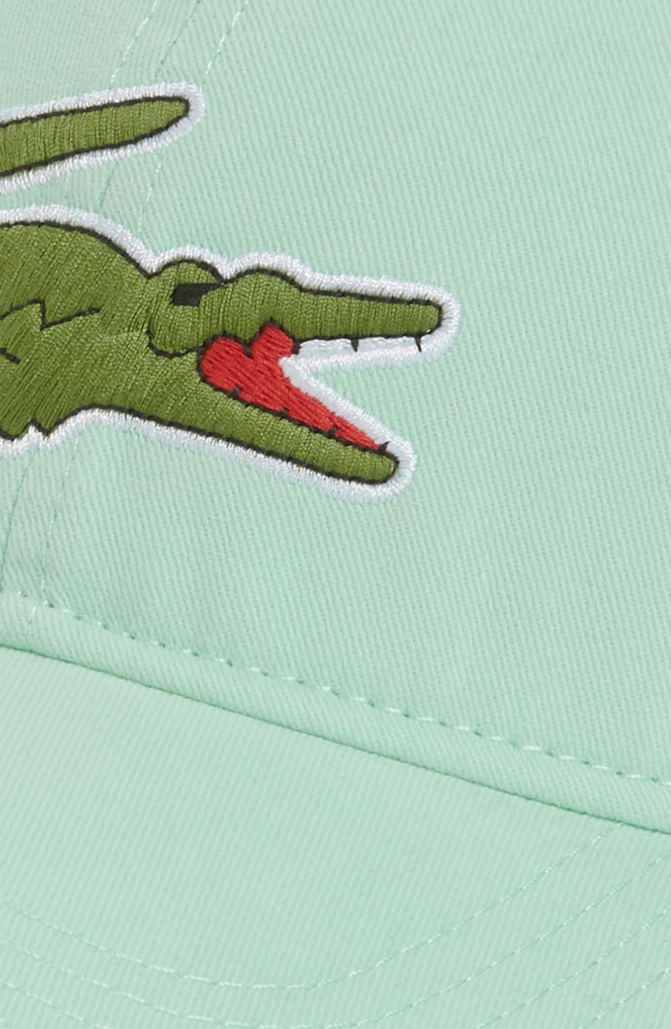 'Big Croc' Logo Embroidered Cap,                             Alternate thumbnail 3, color,                             ASPERA