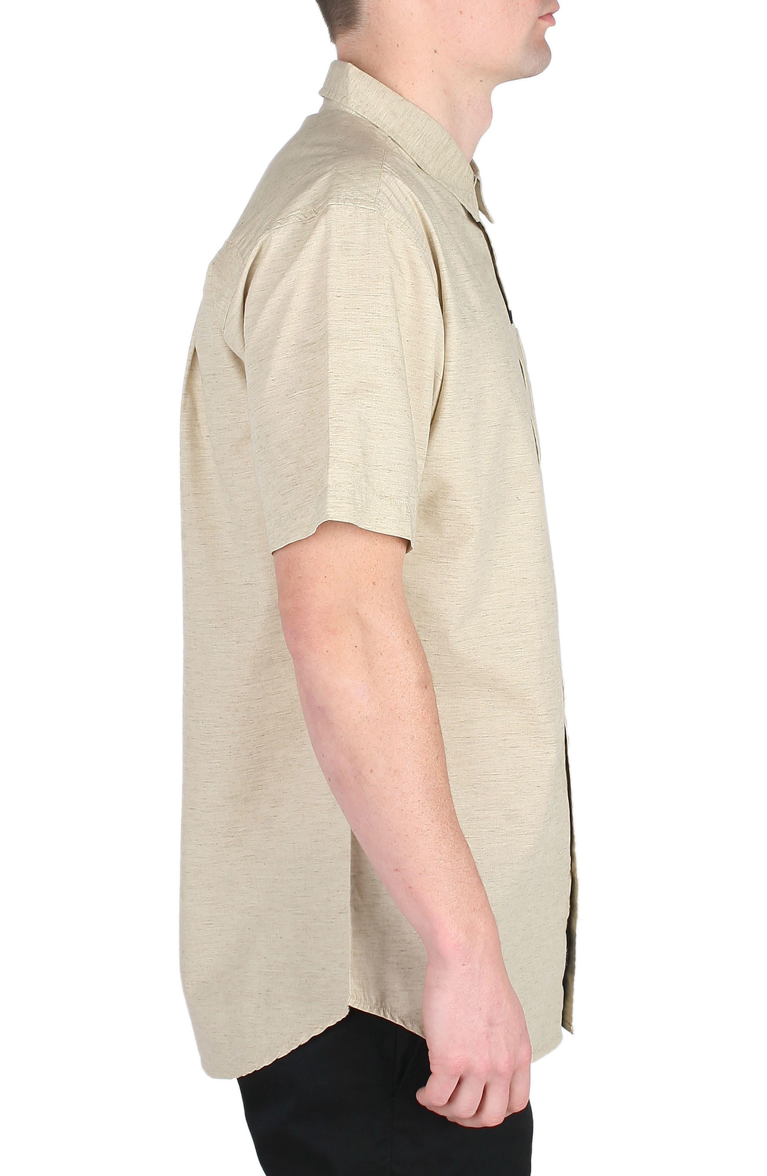 Triumph Woven Shirt,                             Alternate thumbnail 3, color,                             250