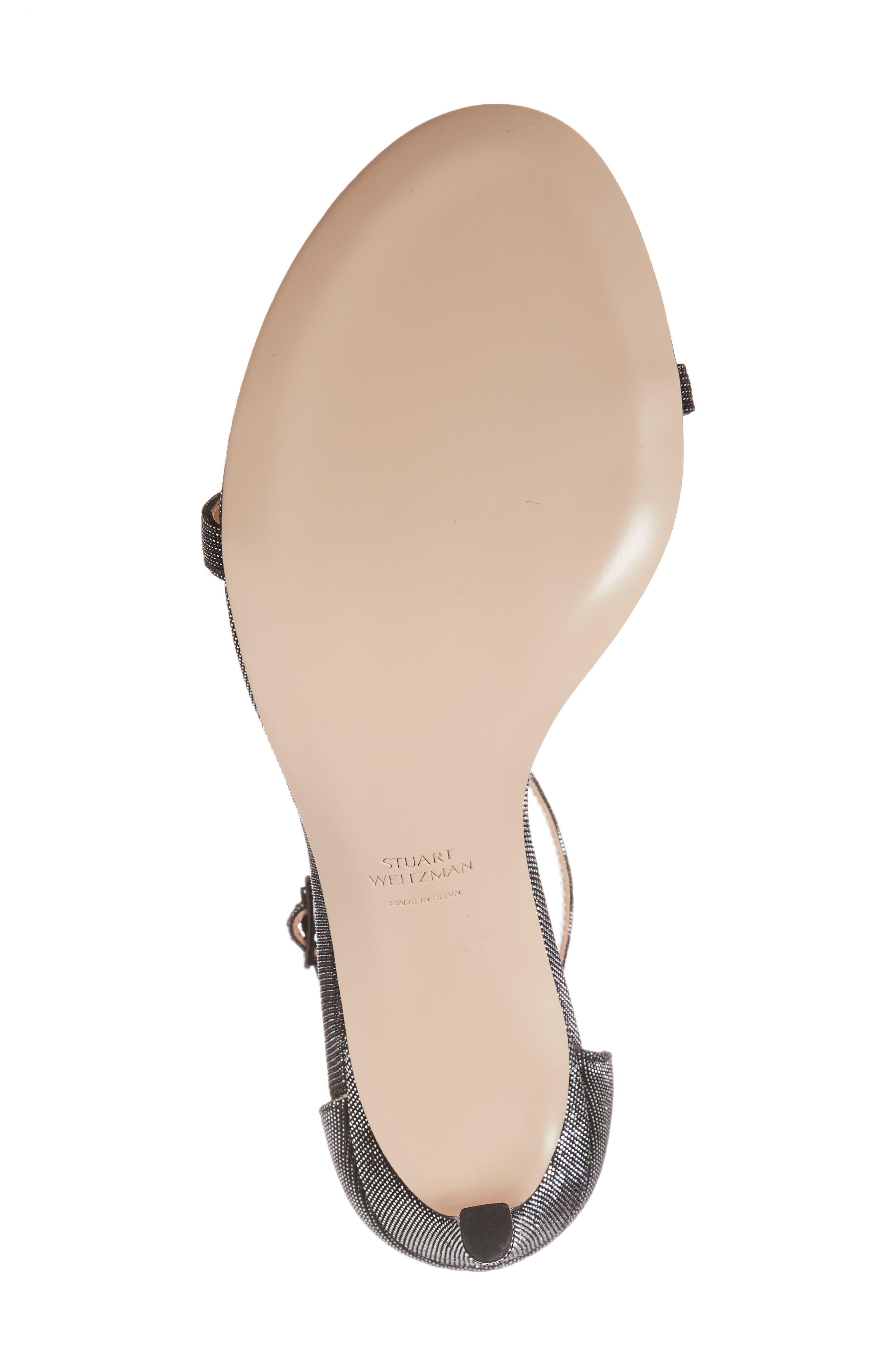 Nudistsong Ankle Strap Sandal,                             Alternate thumbnail 211, color,