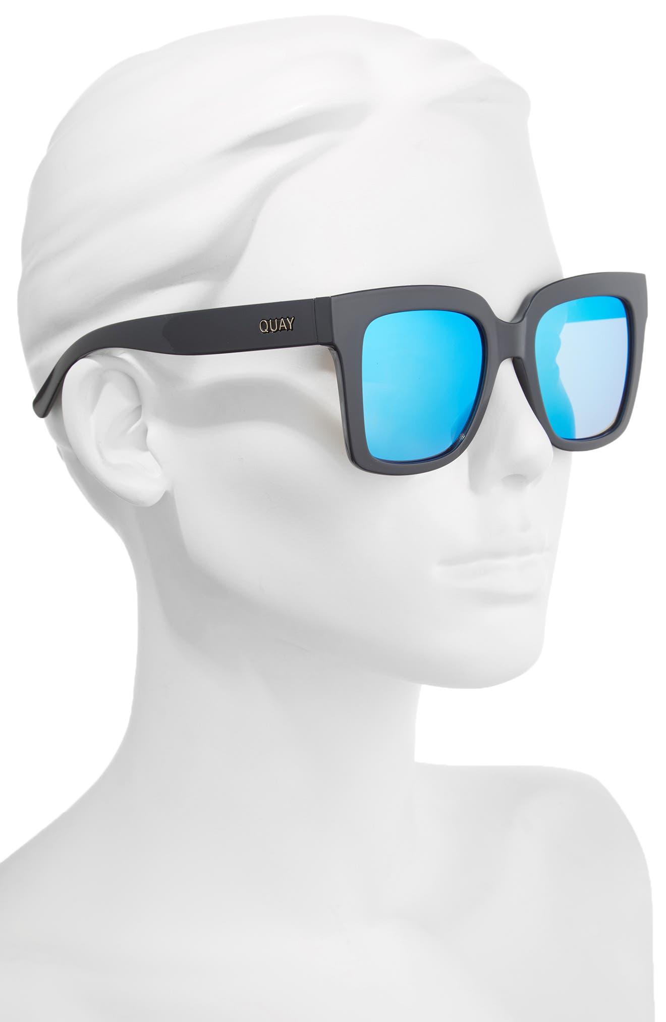 Supine 51mm Square Sunglasses,                             Alternate thumbnail 2, color,                             071