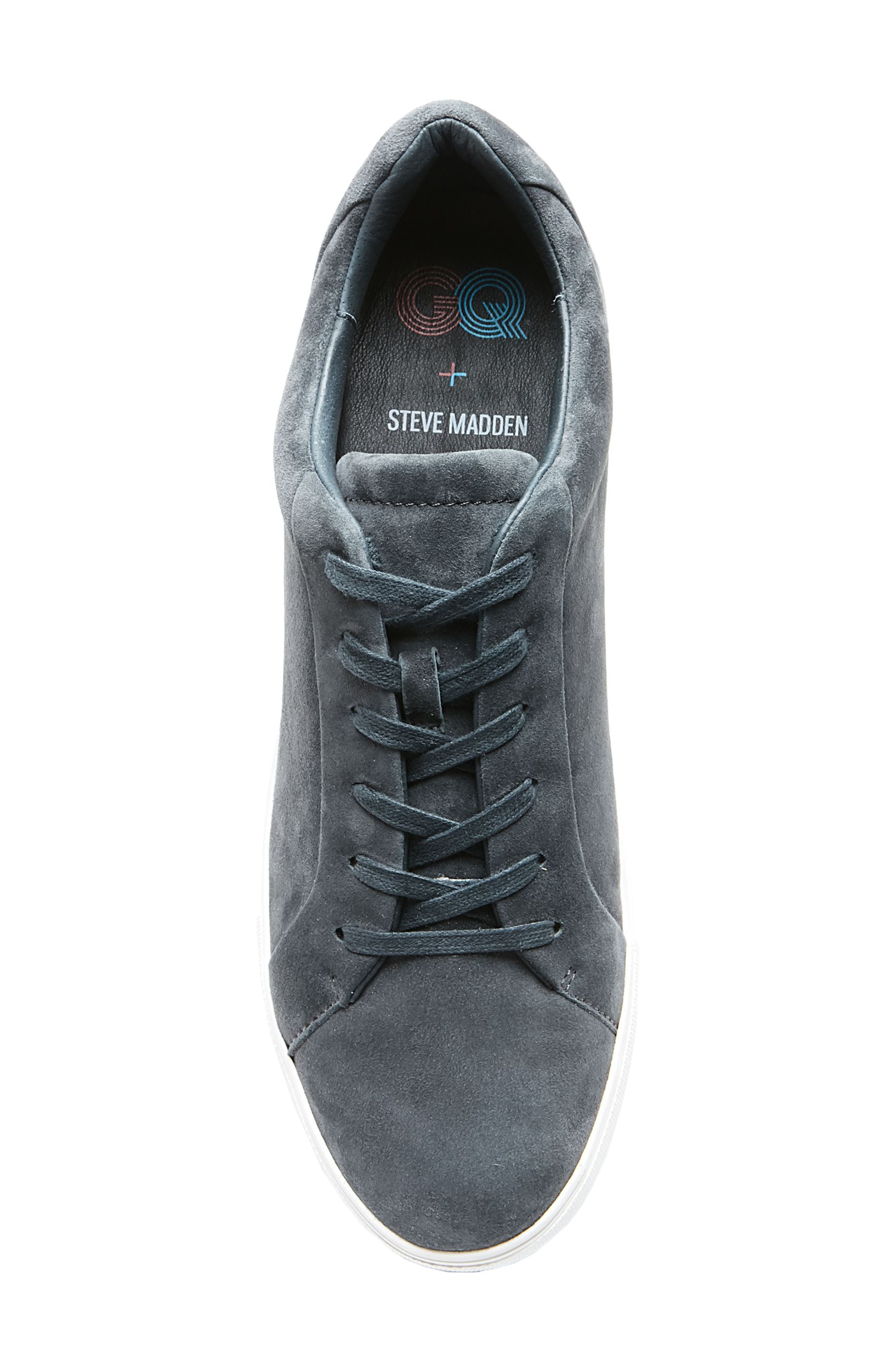 x GQ James Sneaker,                             Alternate thumbnail 5, color,                             020