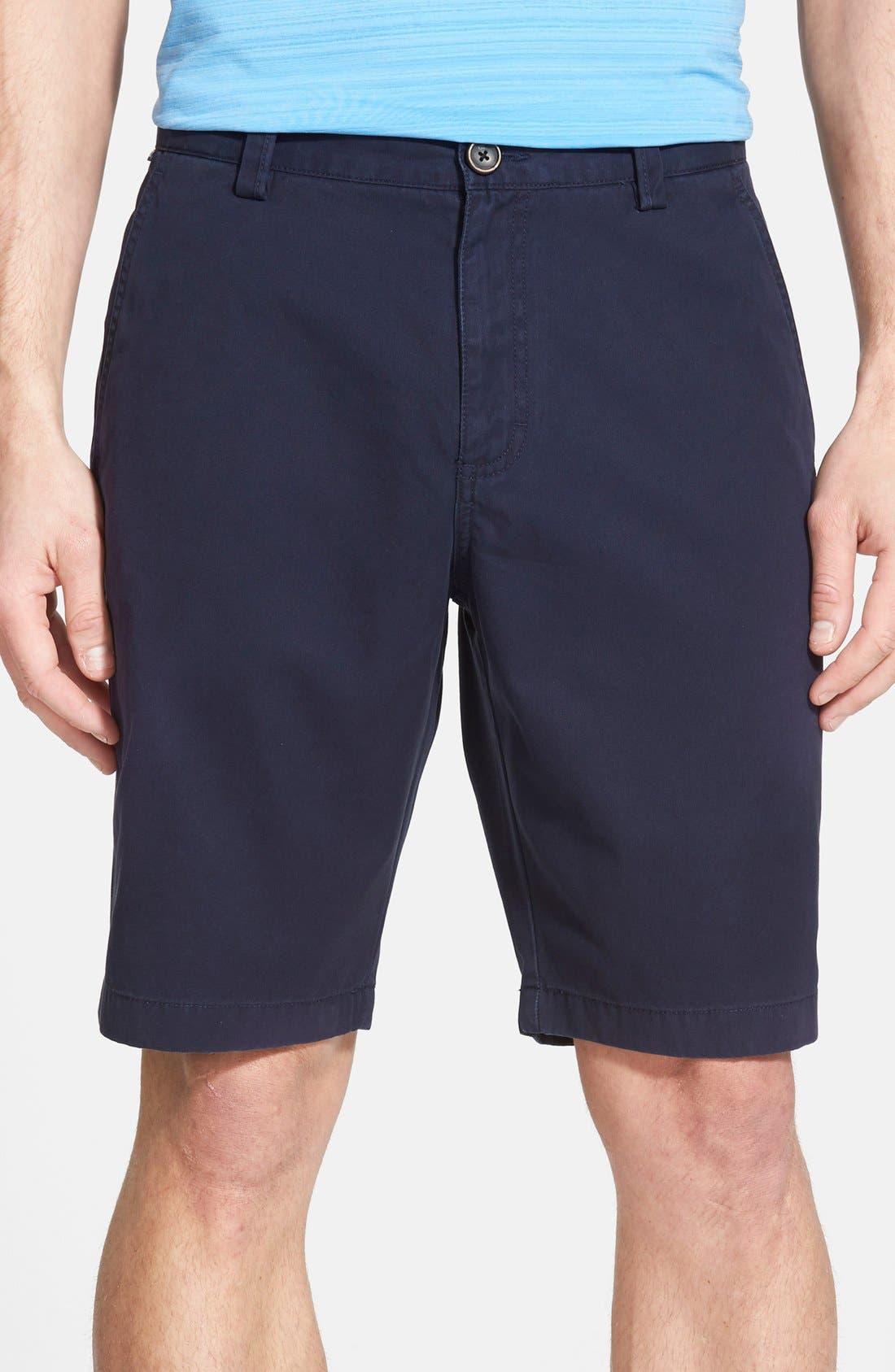 'Beckett' Shorts,                         Main,                         color, LIBERTY NAVY