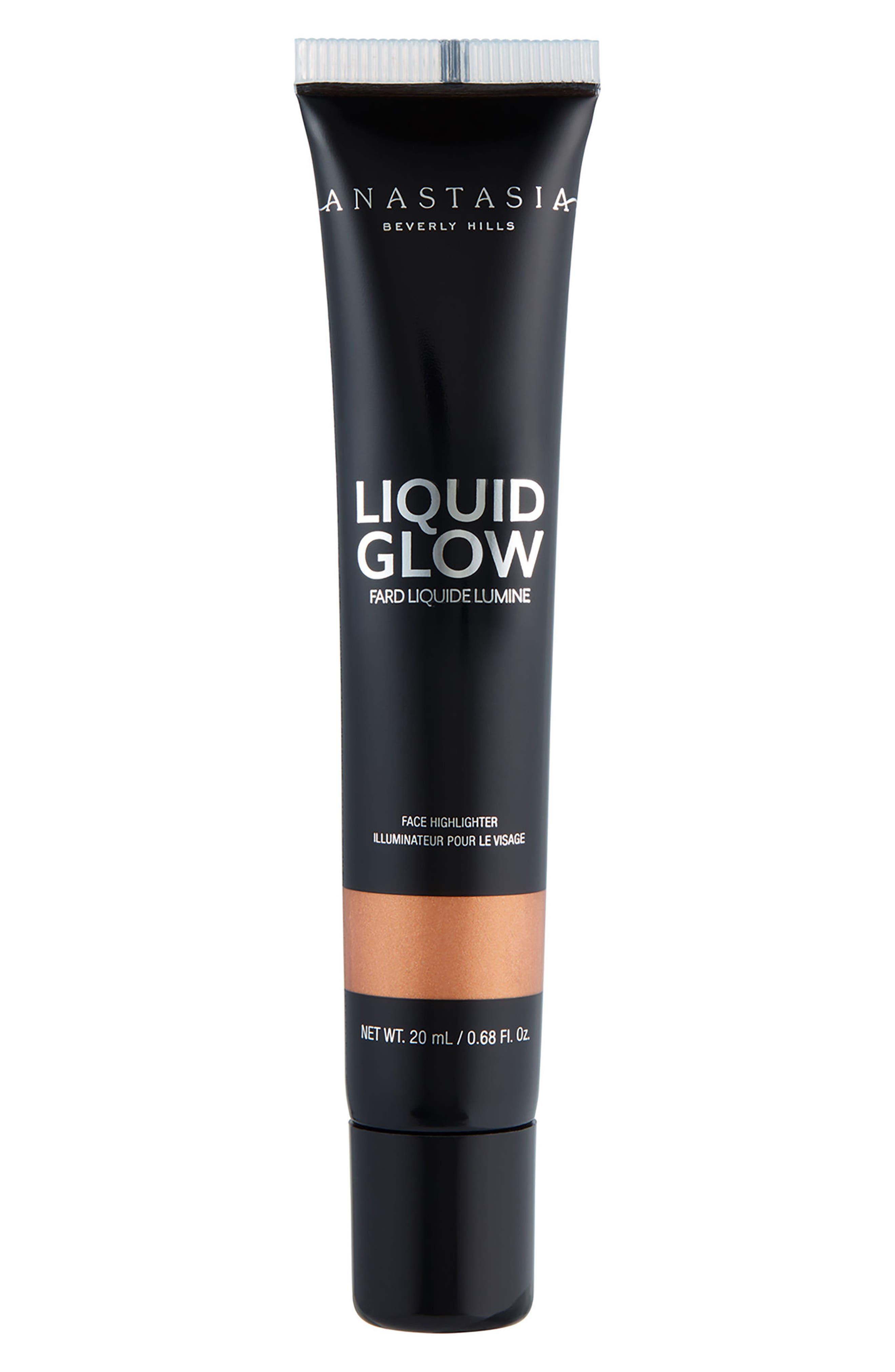 Liquid Glow,                             Main thumbnail 1, color,                             BRONZED