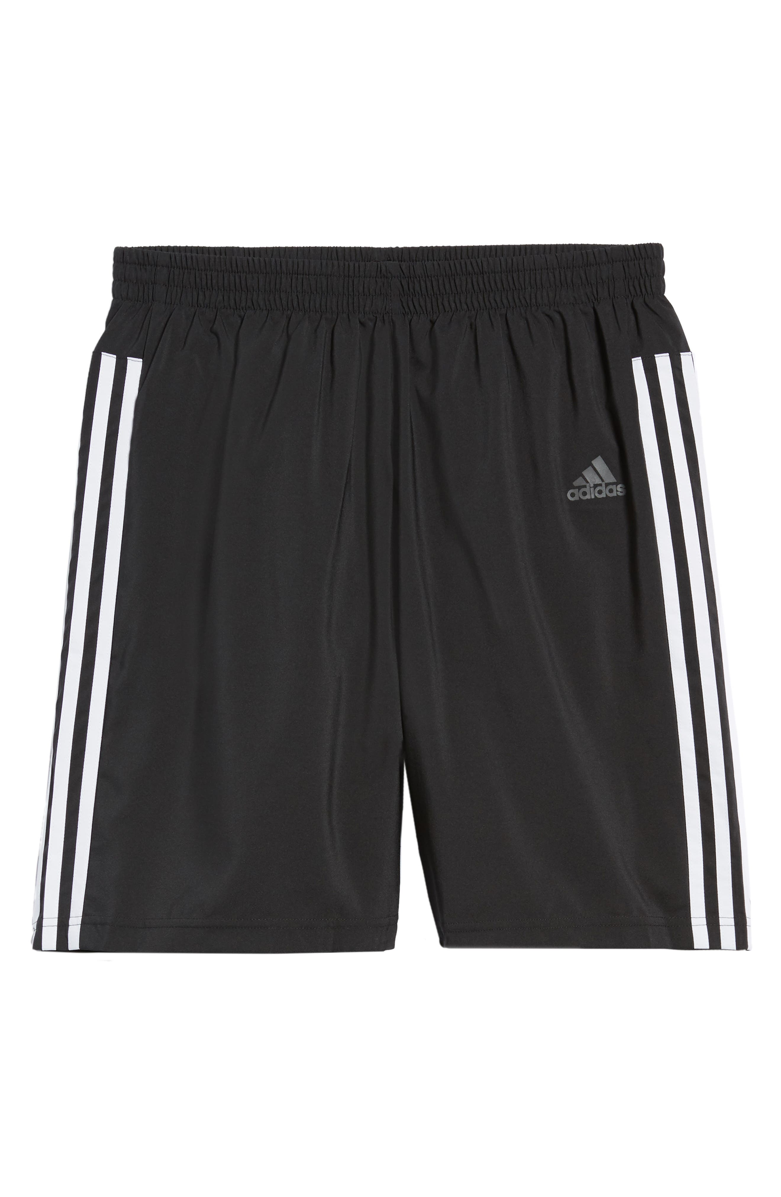 Run 3S Regular Fit Shorts,                             Alternate thumbnail 6, color,                             001