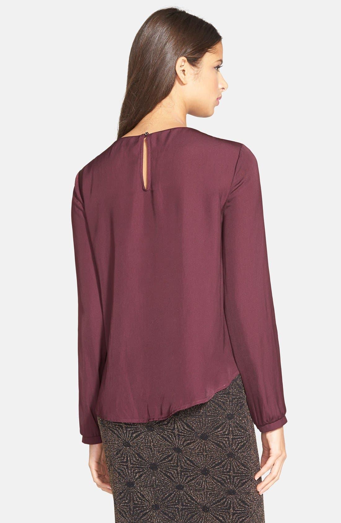 Glitter Midi Skirt,                             Alternate thumbnail 4, color,                             710