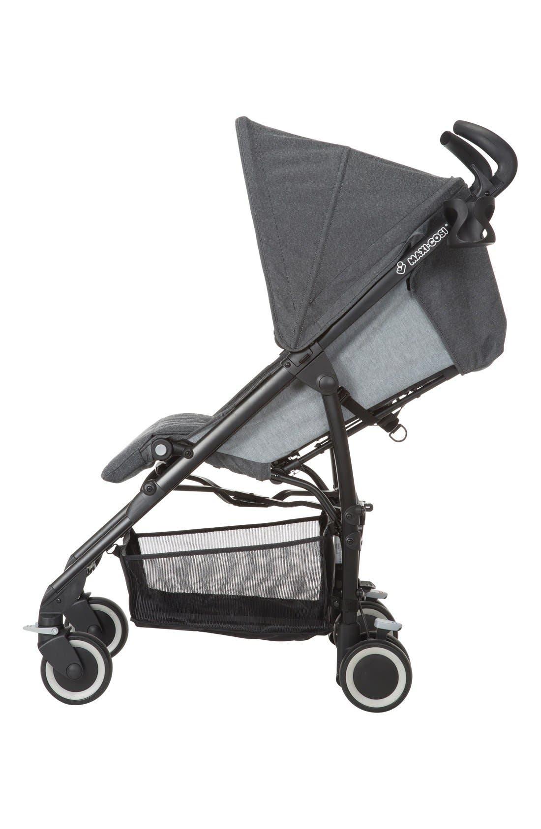 Kaia Compact Fold Stroller,                             Alternate thumbnail 17, color,