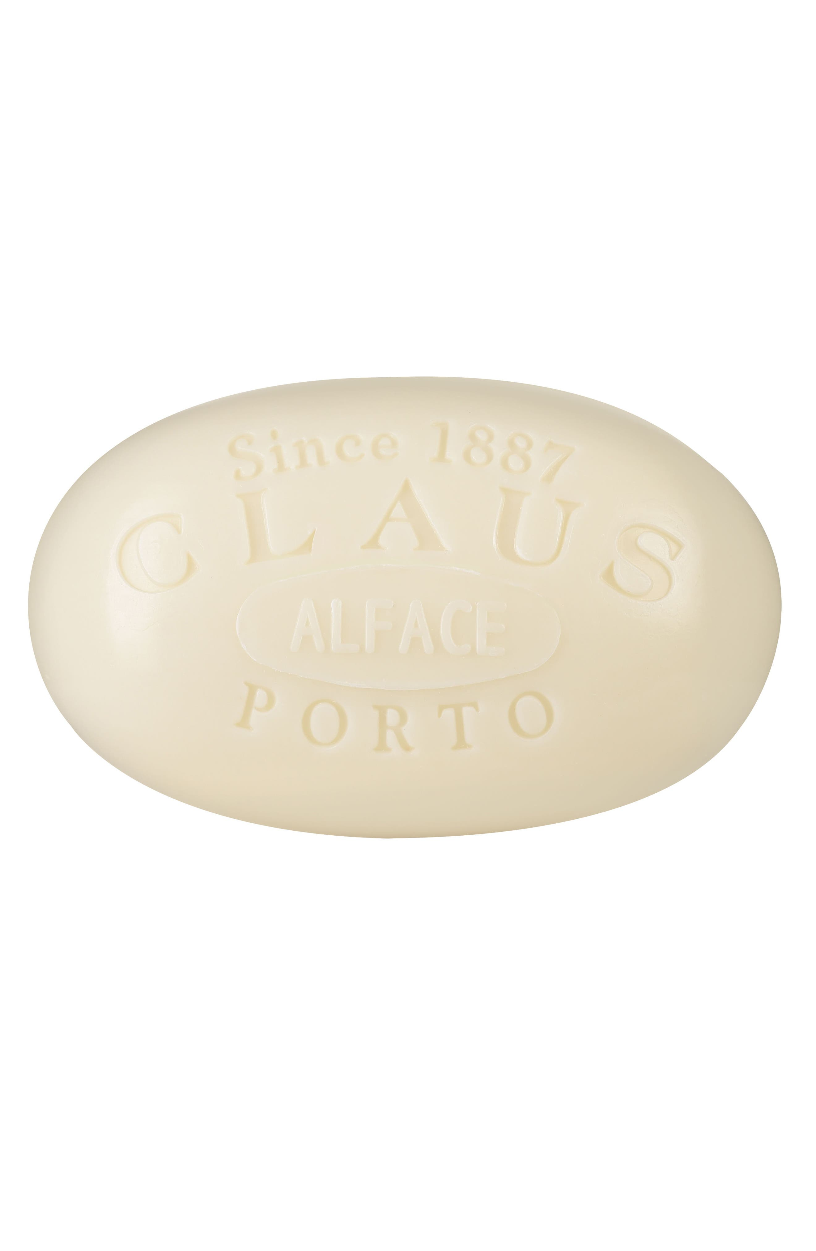 Alface Almond Oil Large Bath Soap,                             Main thumbnail 1, color,                             NO COLOR