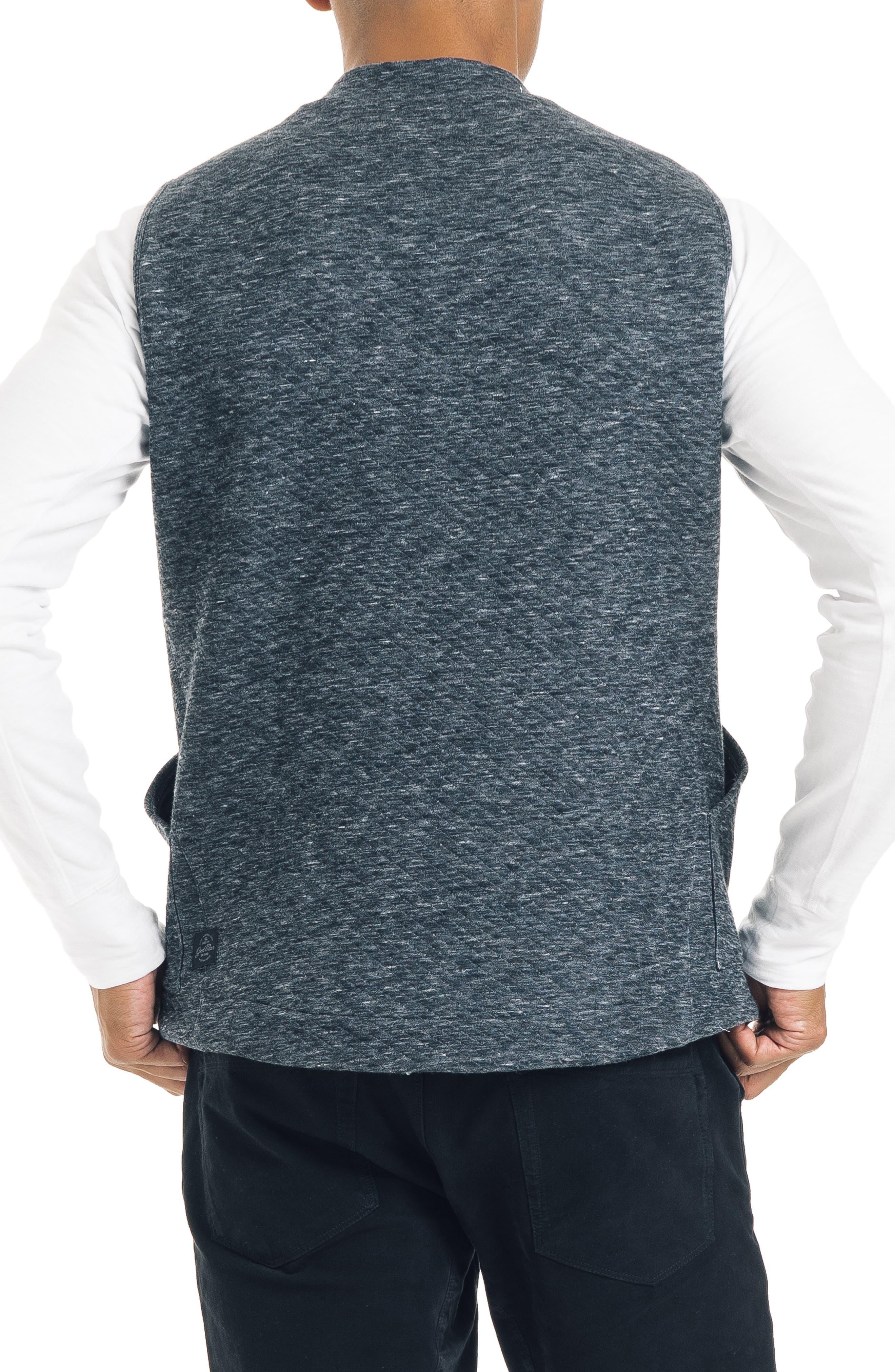 Slim Fit Vest,                             Alternate thumbnail 2, color,                             032