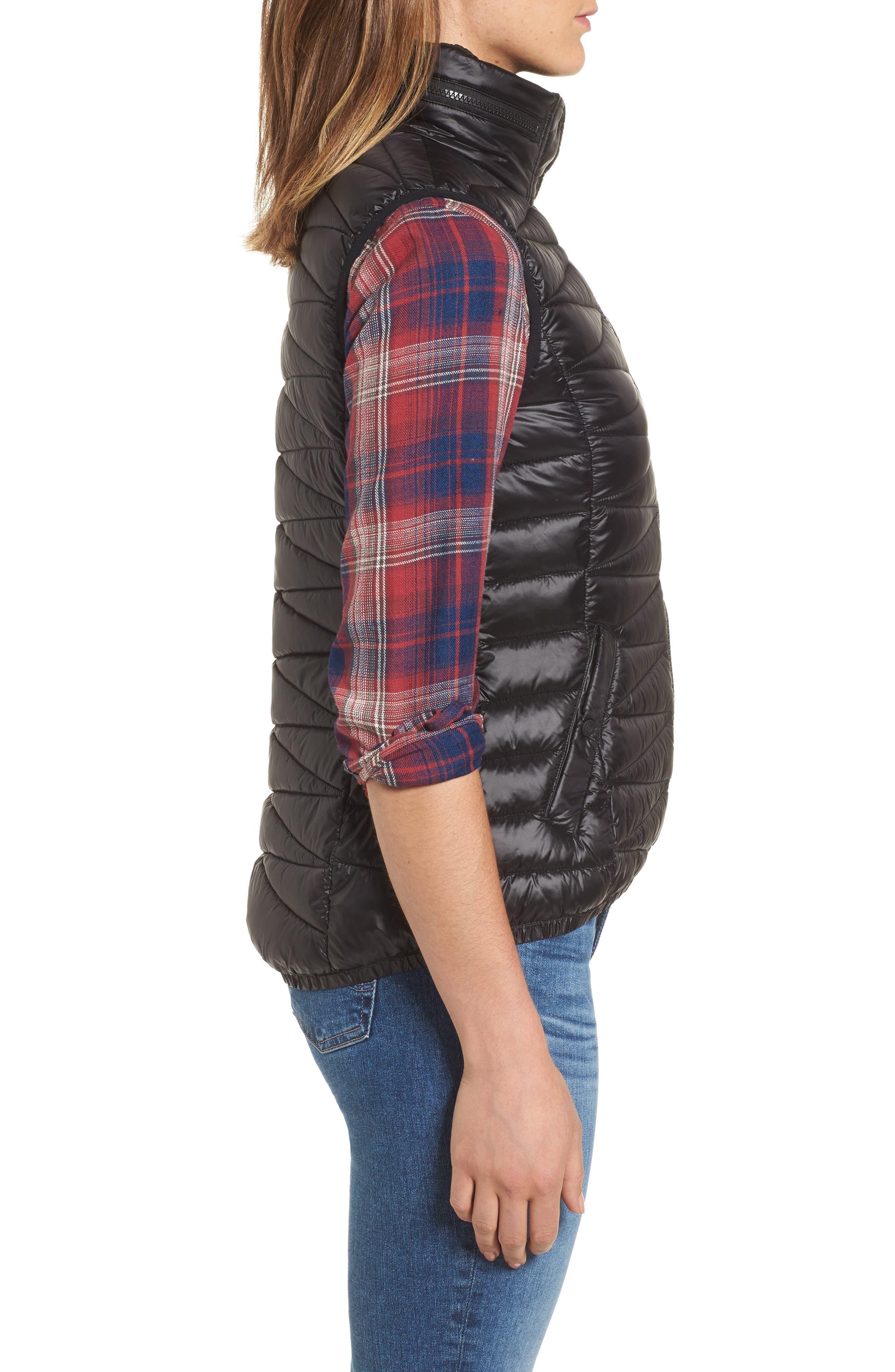 Packable Vest,                             Alternate thumbnail 7, color,