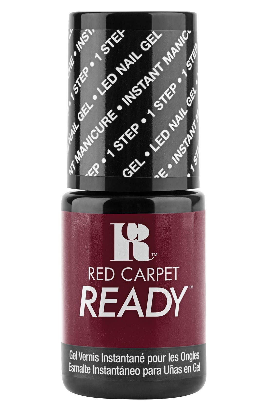 'Red Carpet Ready' LED Nail Gel Polish,                             Main thumbnail 20, color,