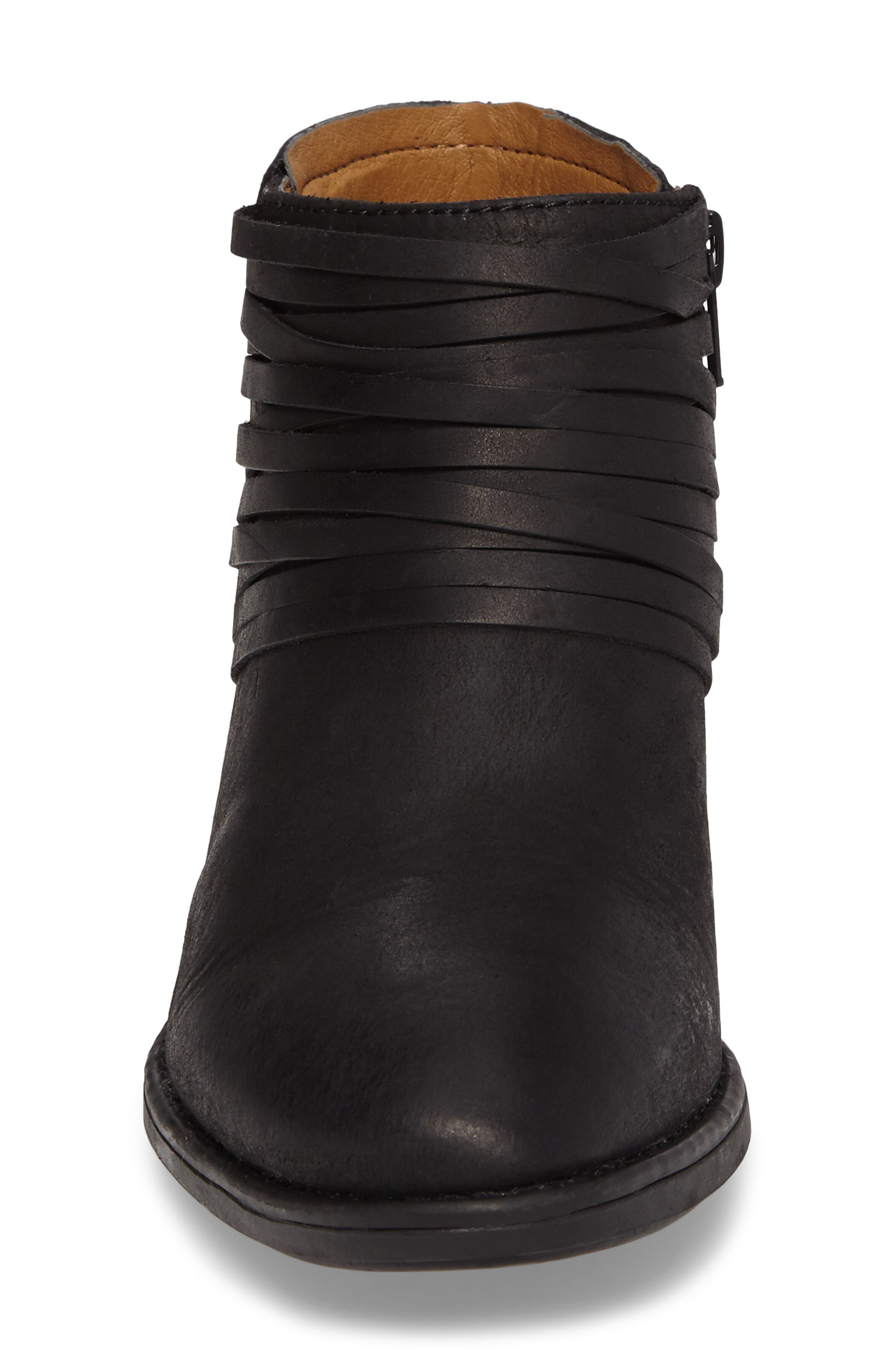 Corliss Strappy Bootie,                             Alternate thumbnail 16, color,