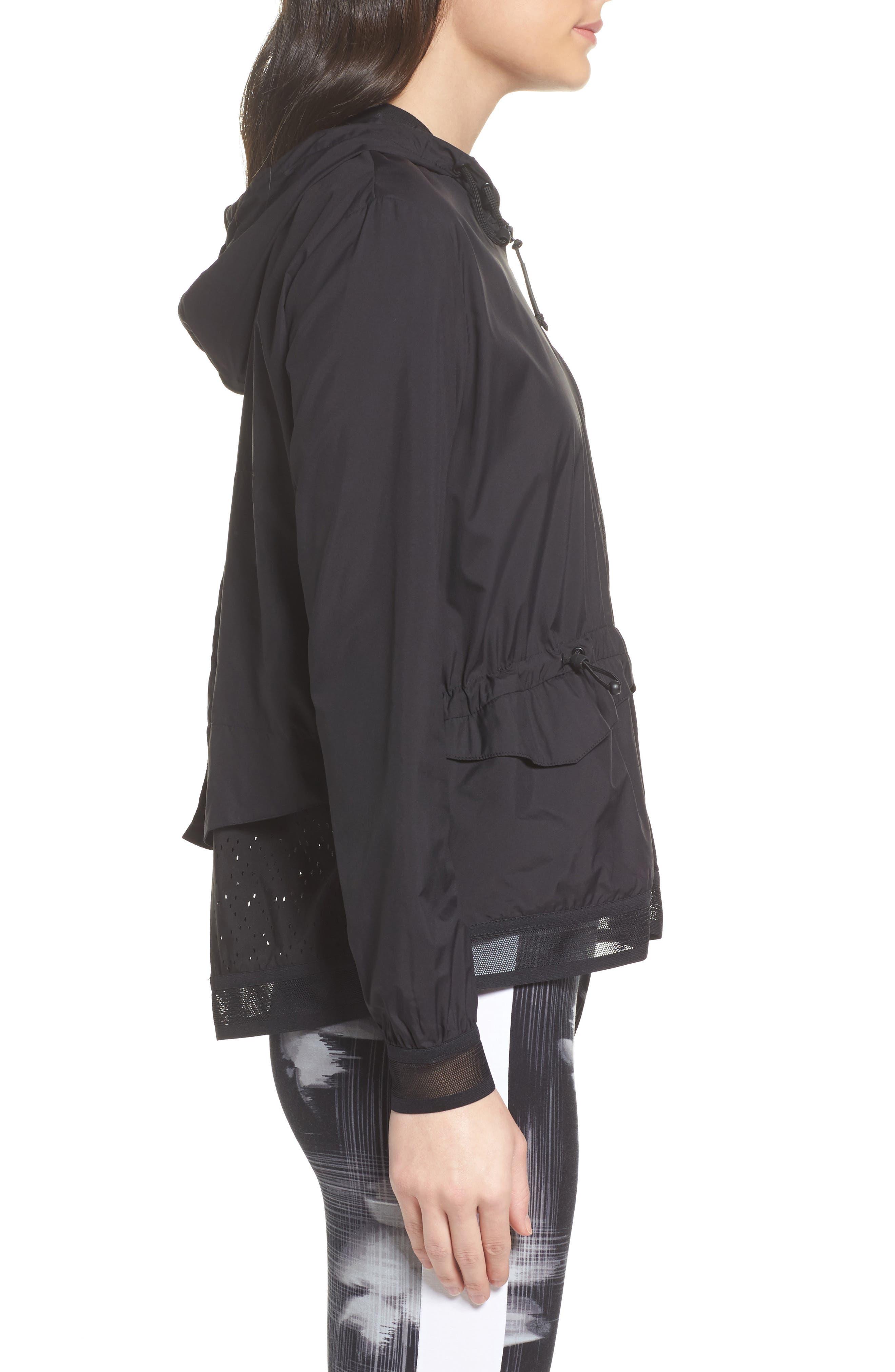 Evo Foldable Windrunner Jacket,                             Alternate thumbnail 6, color,