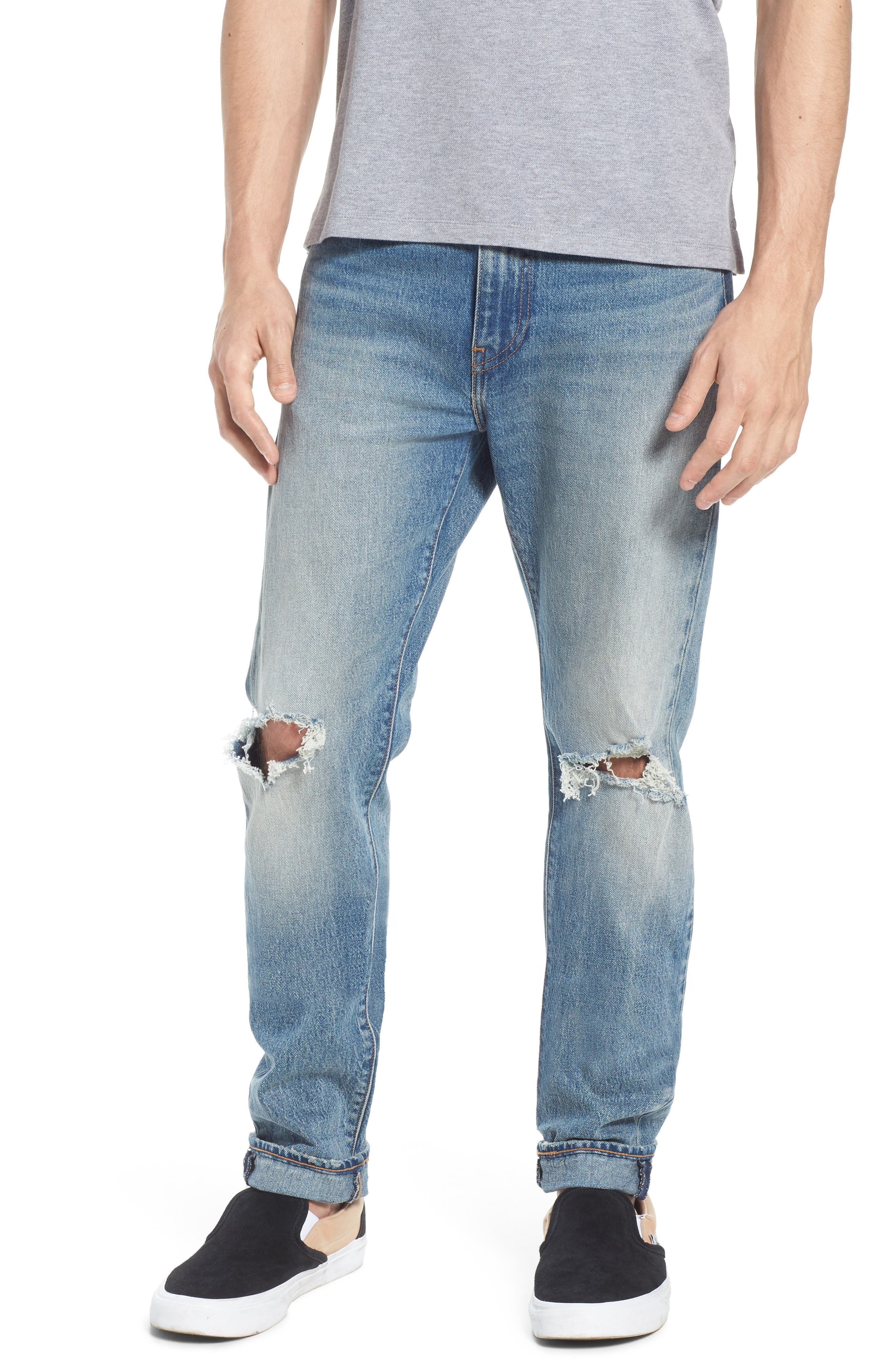 510<sup>™</sup> Skinny Fit Jeans,                         Main,                         color, SIMOOM DX
