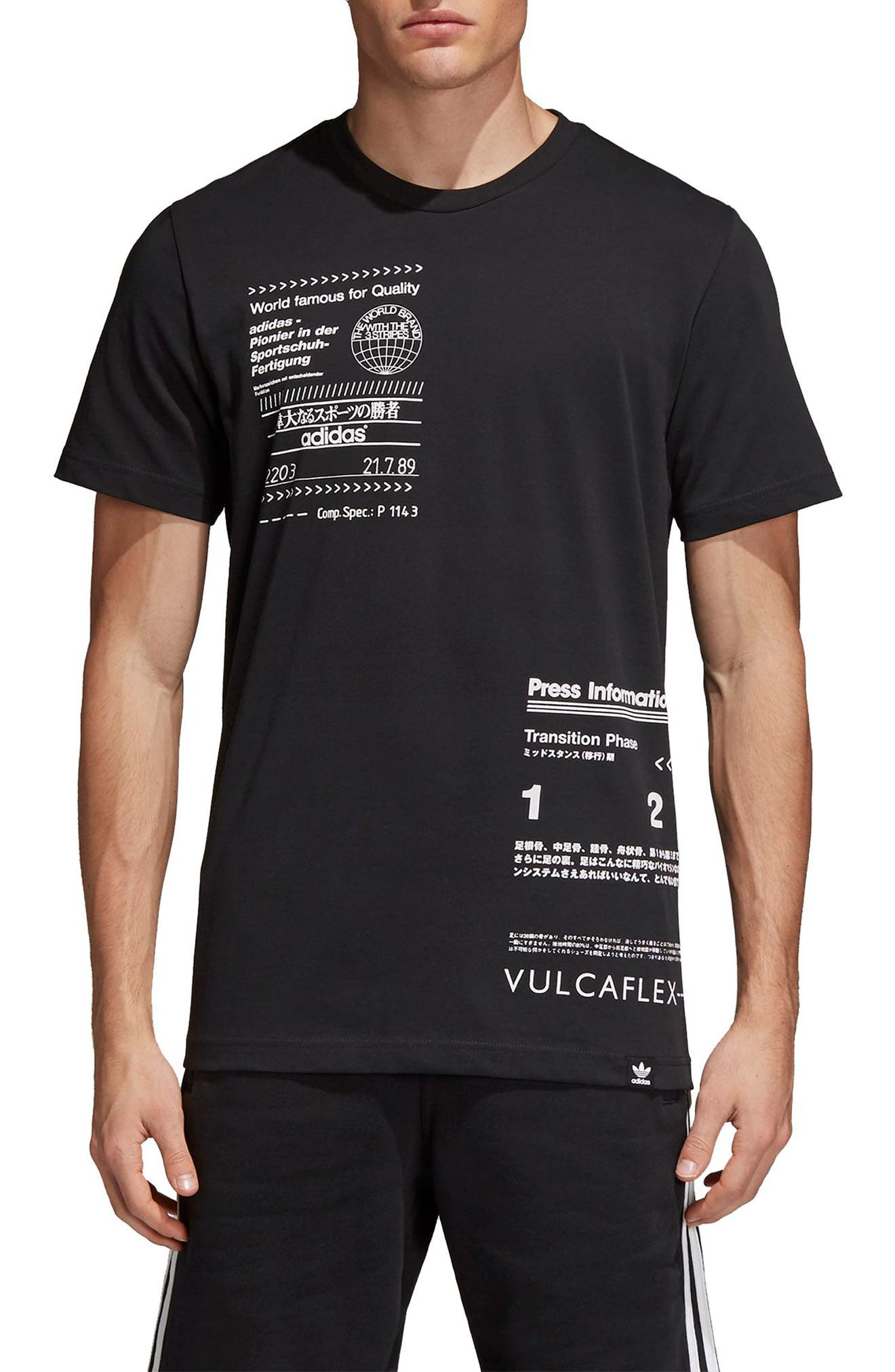 Sophisti Graphic T-Shirt,                         Main,                         color, 001