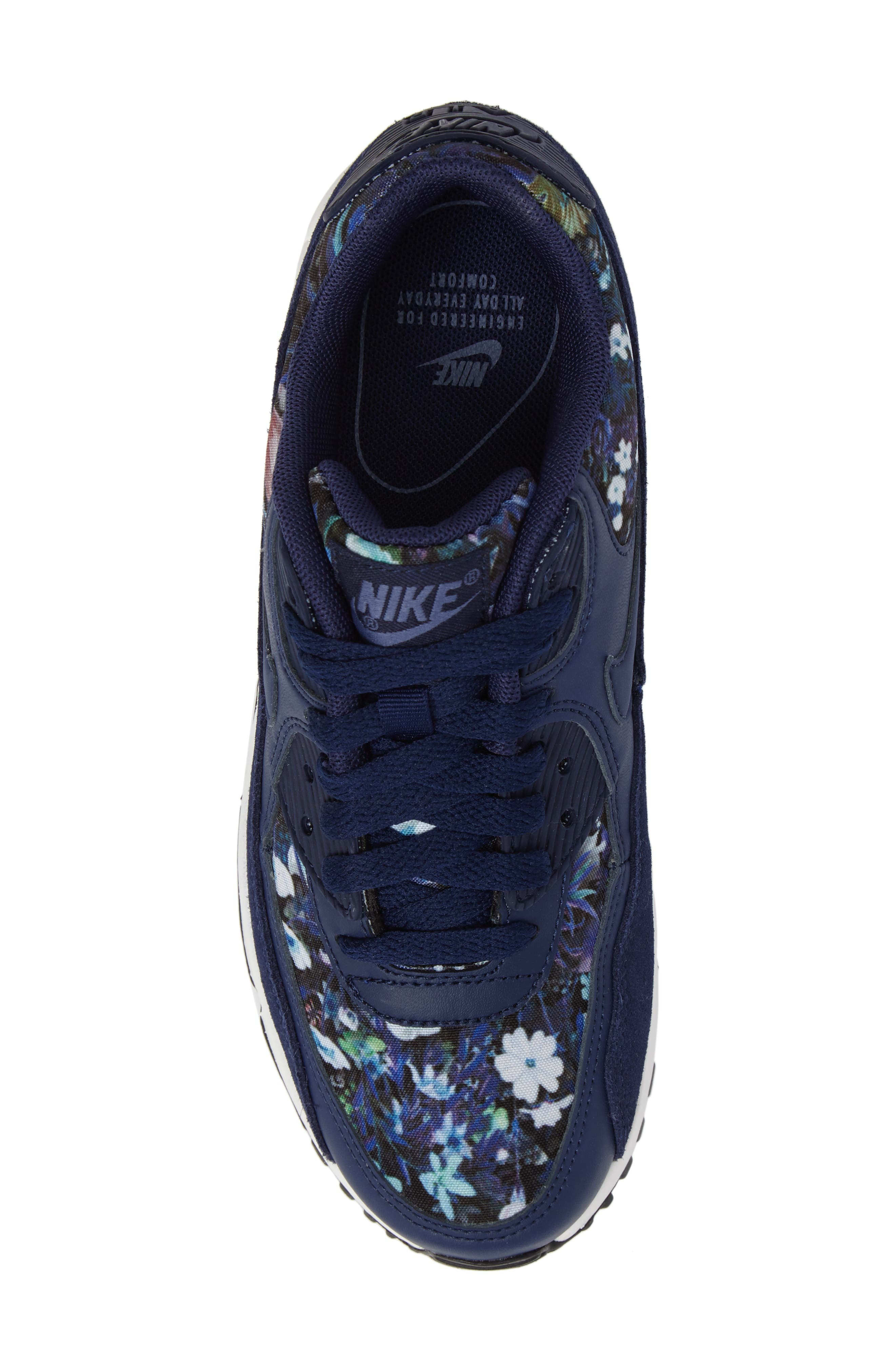 Air Max 90 SE Sneaker,                             Alternate thumbnail 42, color,
