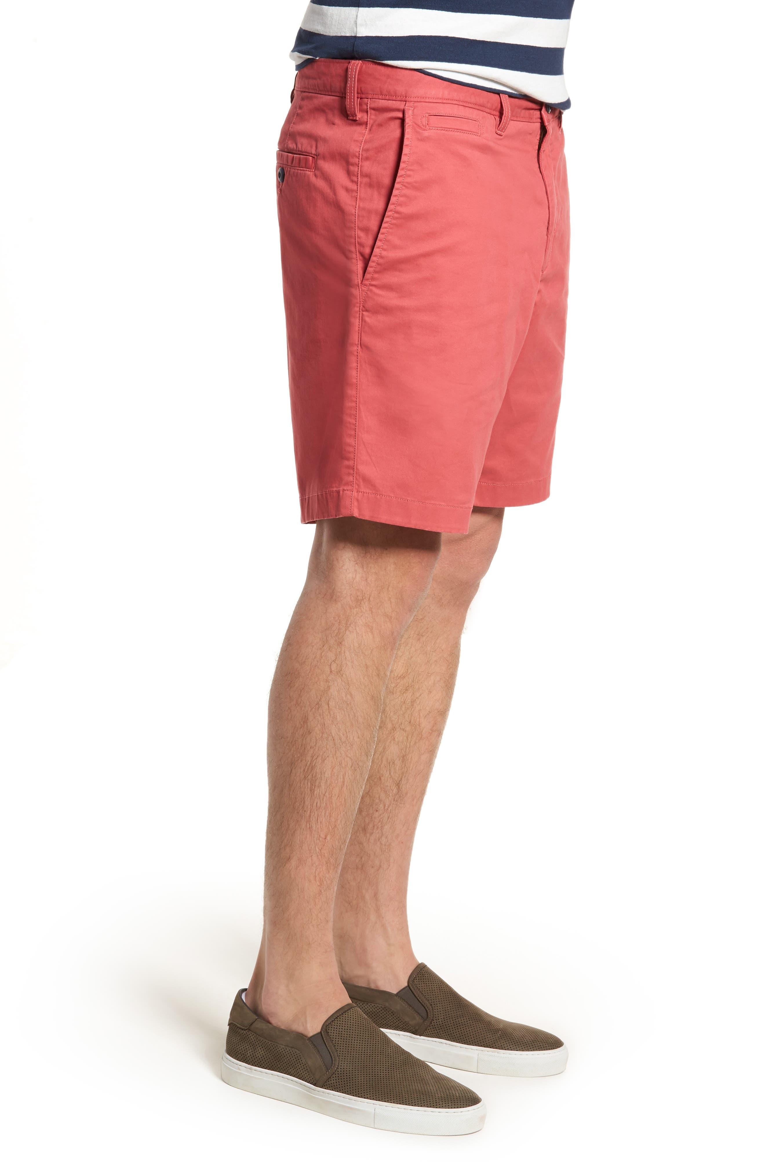 Ballard Slim Fit Stretch Chino 9-Inch Shorts,                             Alternate thumbnail 35, color,