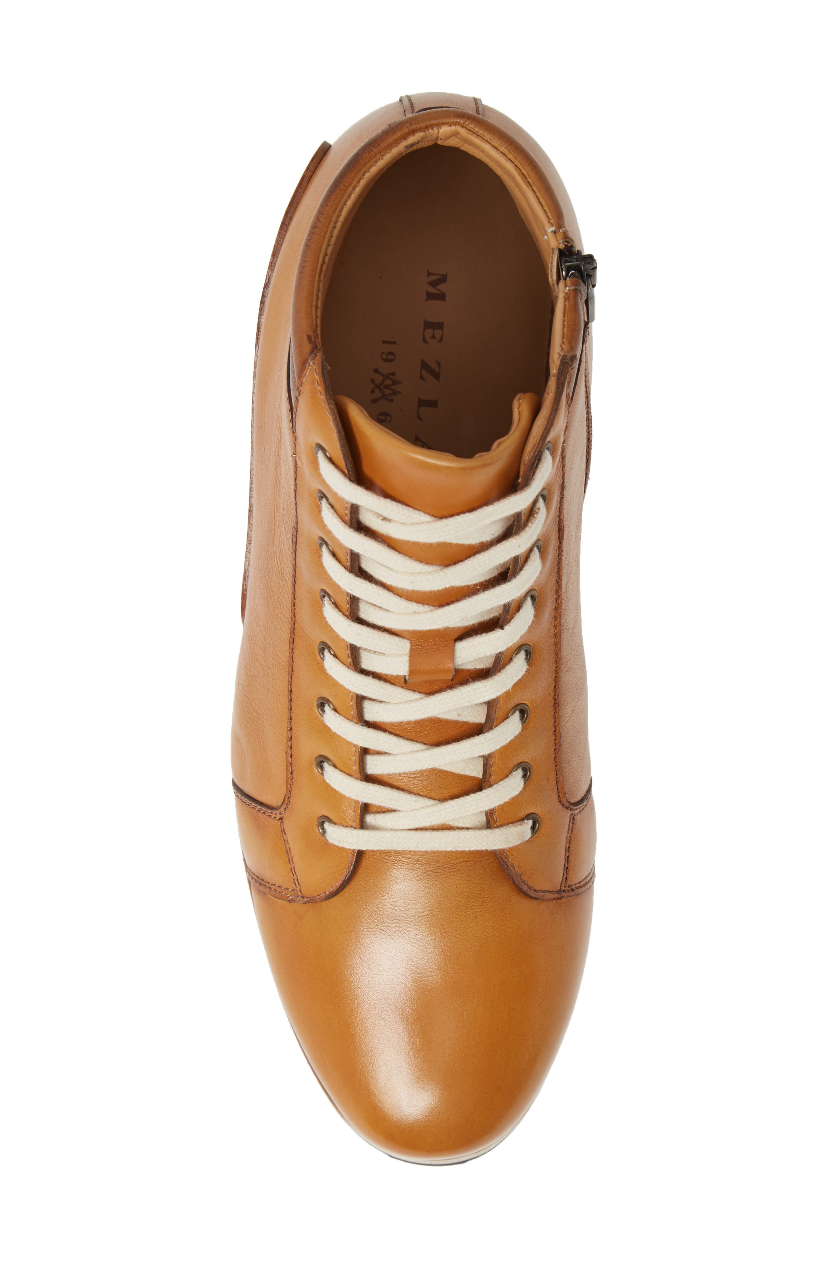 Niro Sneaker,                             Alternate thumbnail 5, color,                             TAN LEATHER