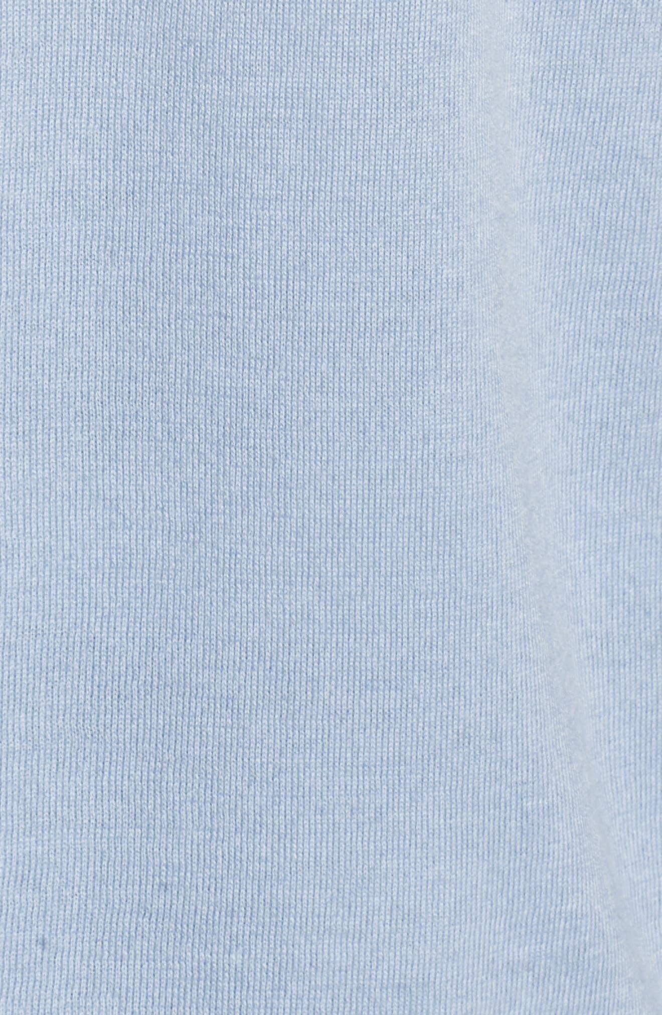Cashmere Blend Cardigan,                             Alternate thumbnail 6, color,                             450